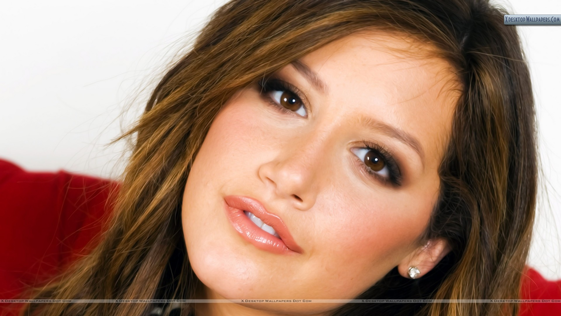 ashley tisdale facial fakes