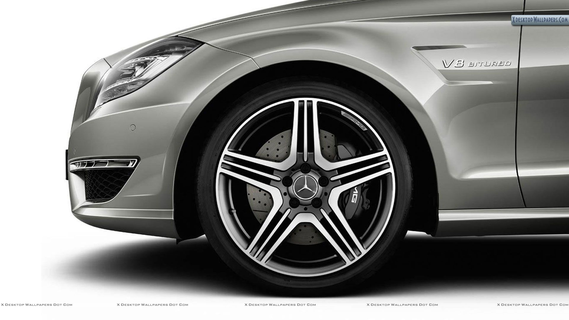 2012 mercedes benz cls63 amg tyre alloy wallpaper for Mercedes benz tyres