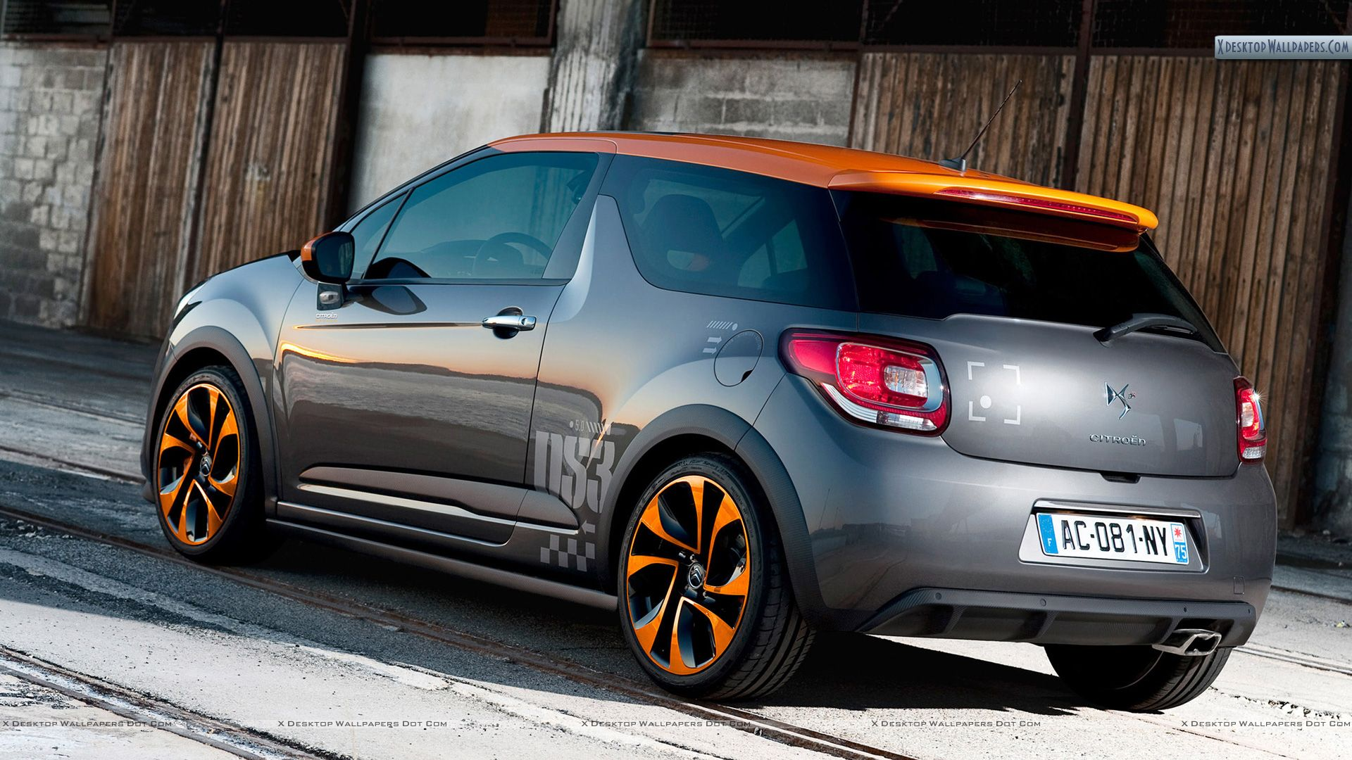 Citroen DS3 Wallpapers, Photos & Images in HD