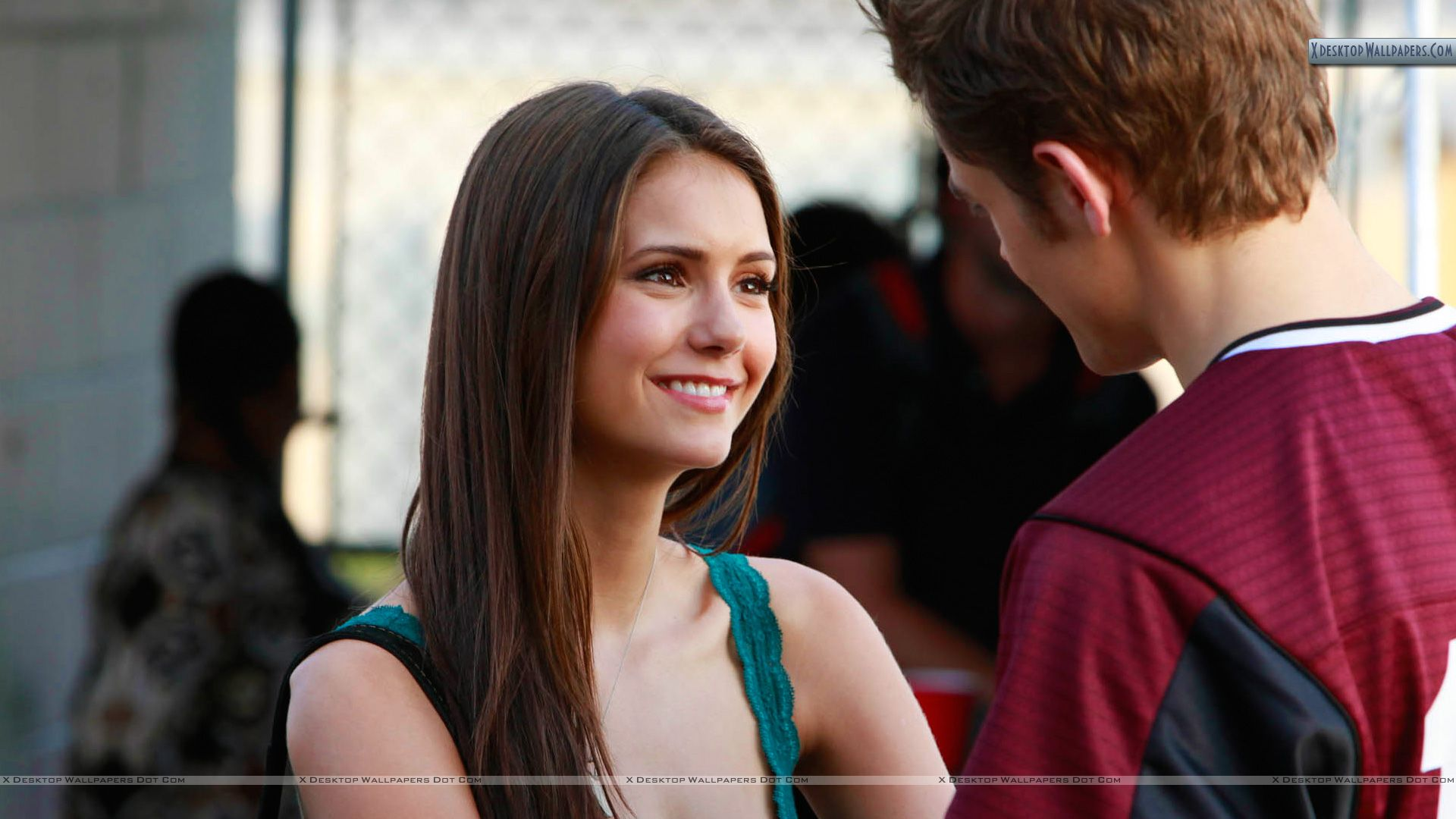 """elena vampire diaries dating No one does love – or lust – quite like """"the vampire diaries,"""" whether after spending so much time chasing after elena, it was nice to see stefan jeremy were still dating, which doesn't exactly sound like an epic romance."""