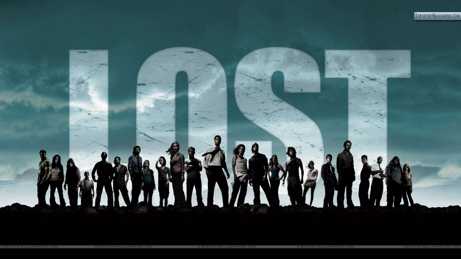 lost tv series cover poster wallpaper