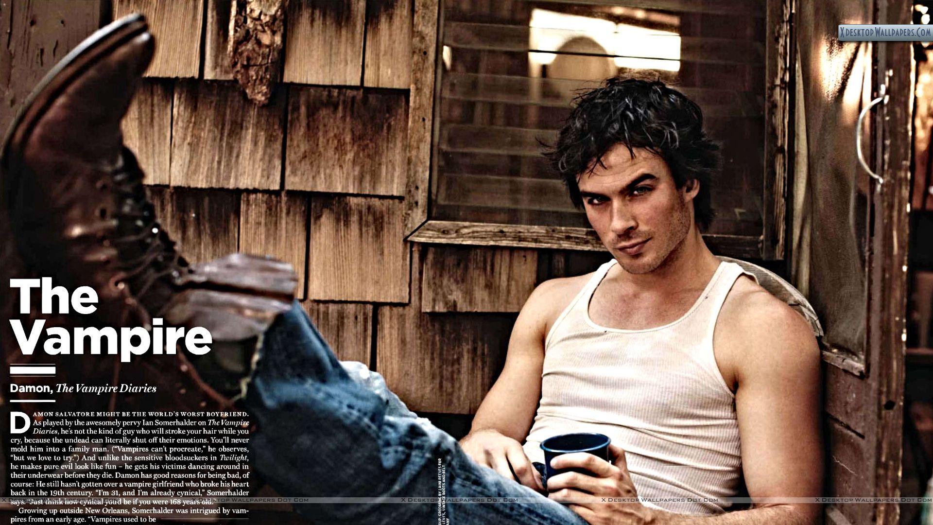 Ian somerhalder showing his body wallpaper you are viewing wallpaper titled ian somerhalder voltagebd Image collections