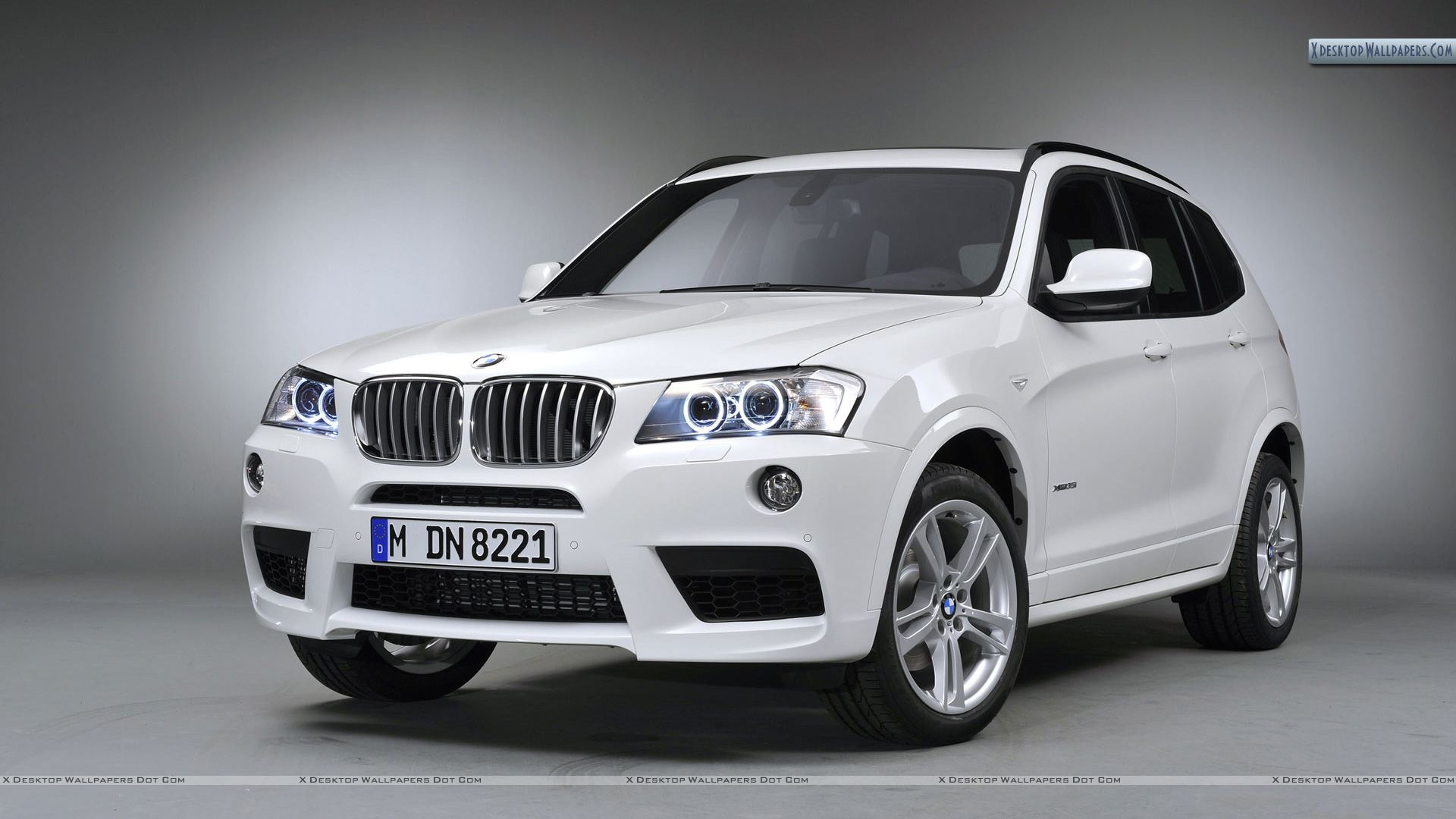 white bmw x3 front shoot wallpaper. Black Bedroom Furniture Sets. Home Design Ideas