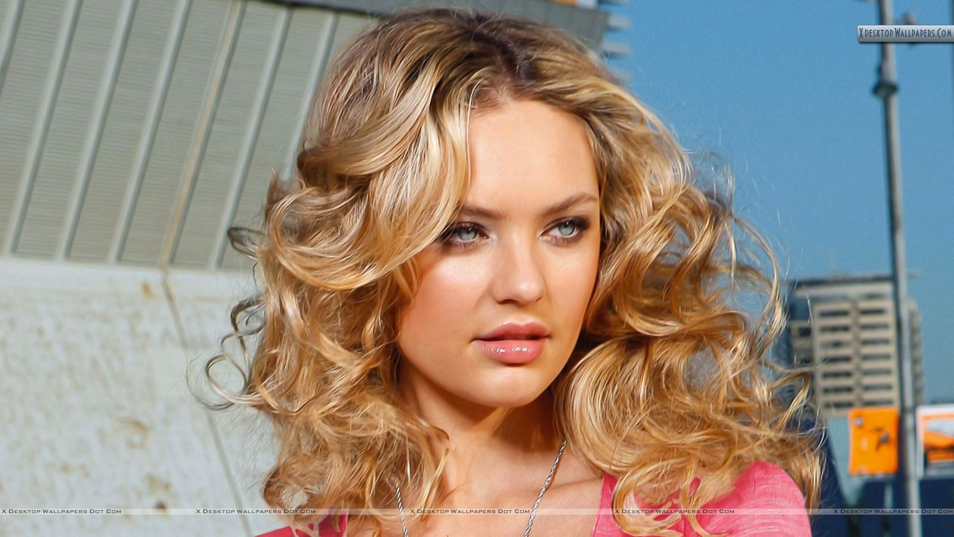 Candice Swanepoel Hair