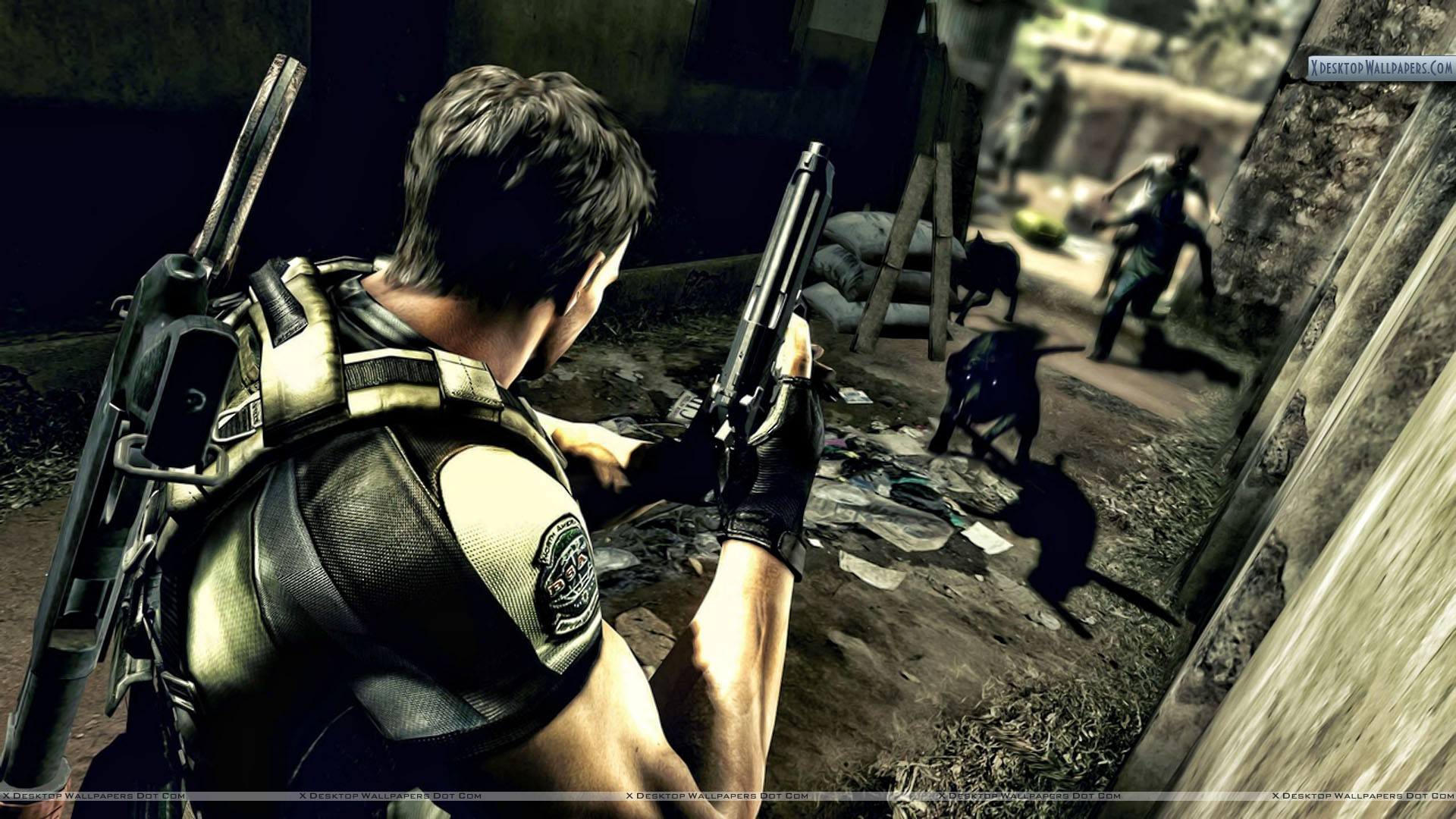 Resident Evil 5 Wallpapers Photos Images In Hd
