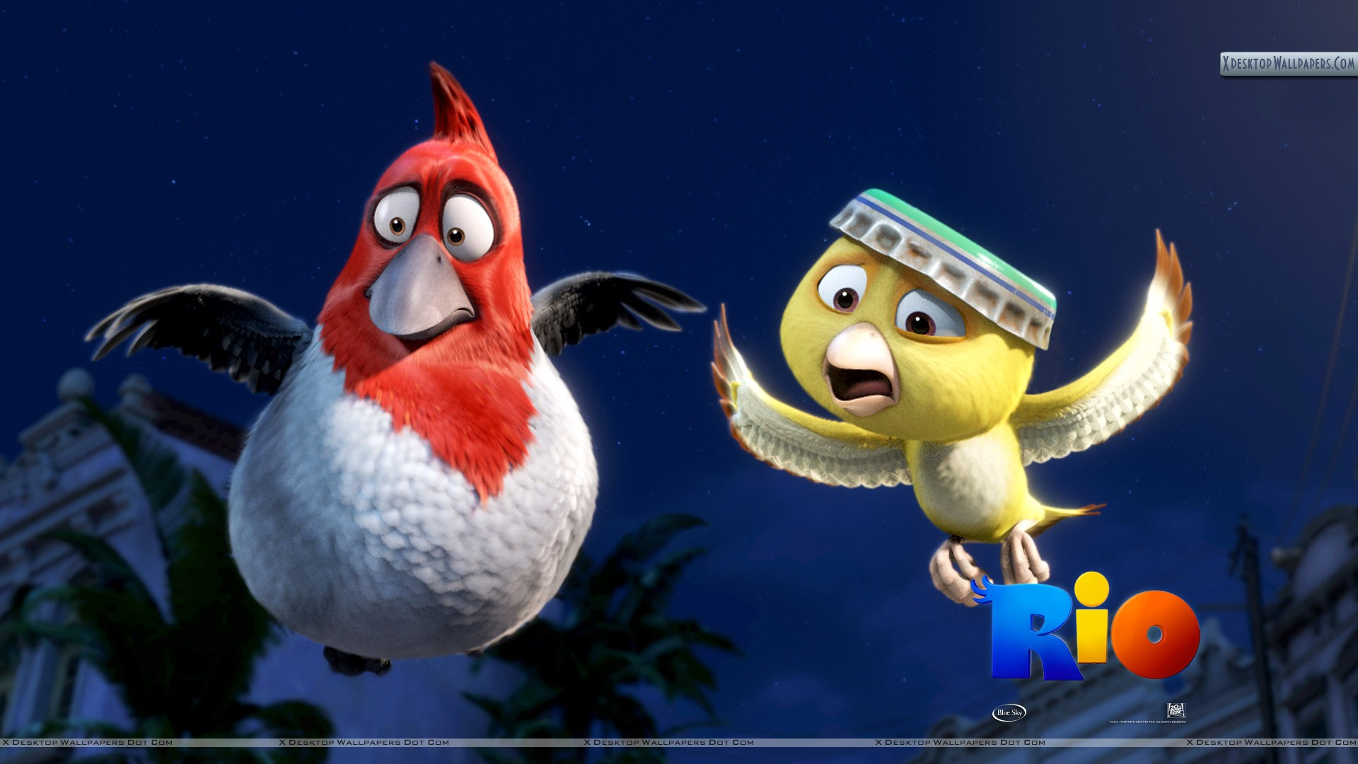 Flying birds in rio movie wallpaper you are viewing wallpaper voltagebd Choice Image