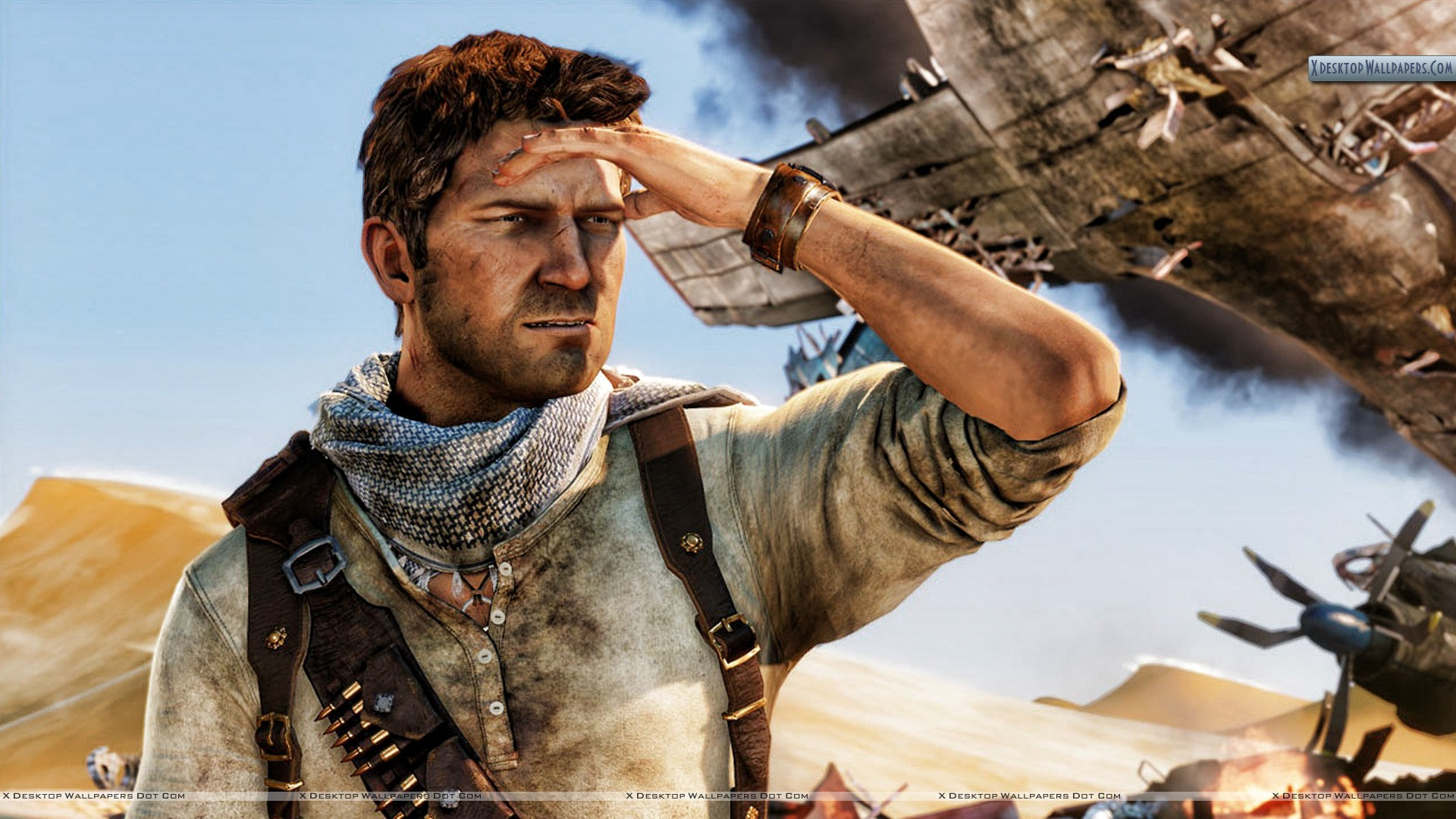 Uncharted 3 – Drakes Deception Wallpapers, Photos & Images ...