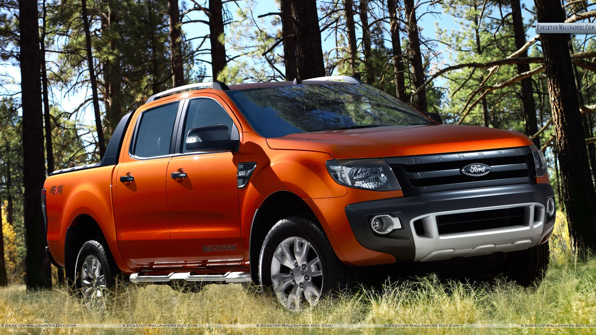 2011 ford ranger wildtrak in jungle wallpaper. Black Bedroom Furniture Sets. Home Design Ideas