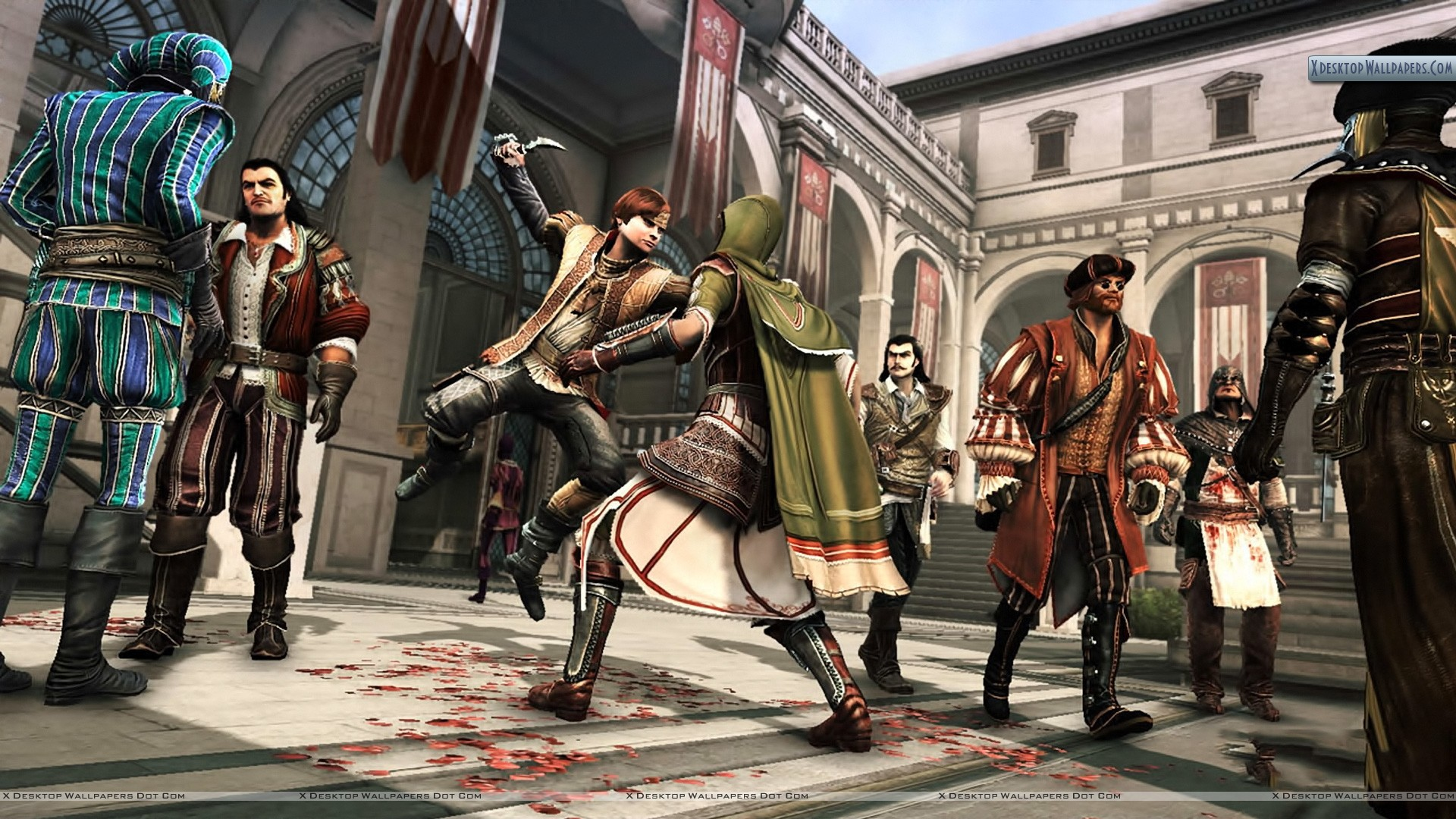 Assassins Creed Brotherhood Wallpapers Photos Images In Hd
