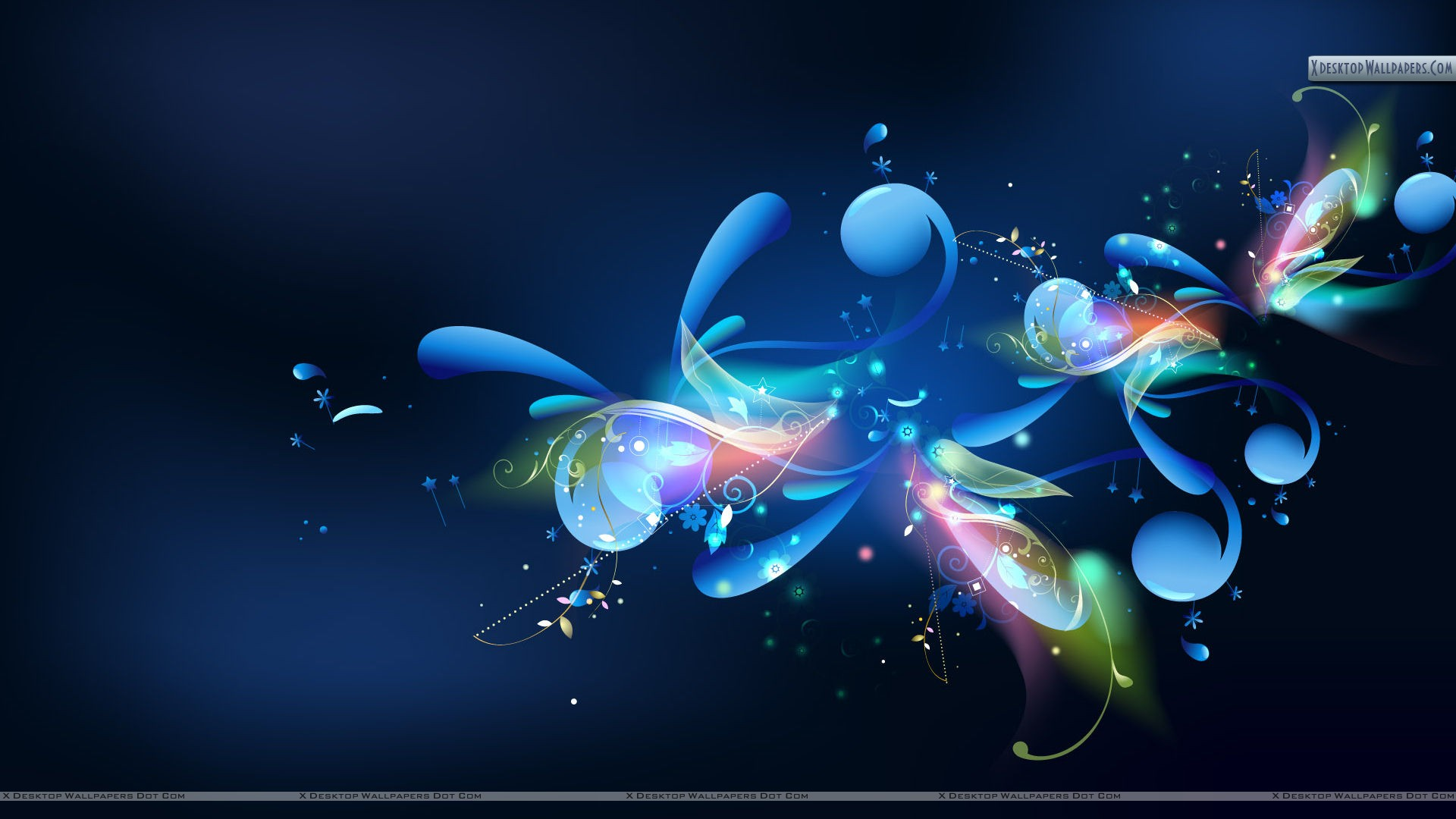 Cool Looking Blue Abstract Download 13 May 2011 View You Are Viewing Wallpaper