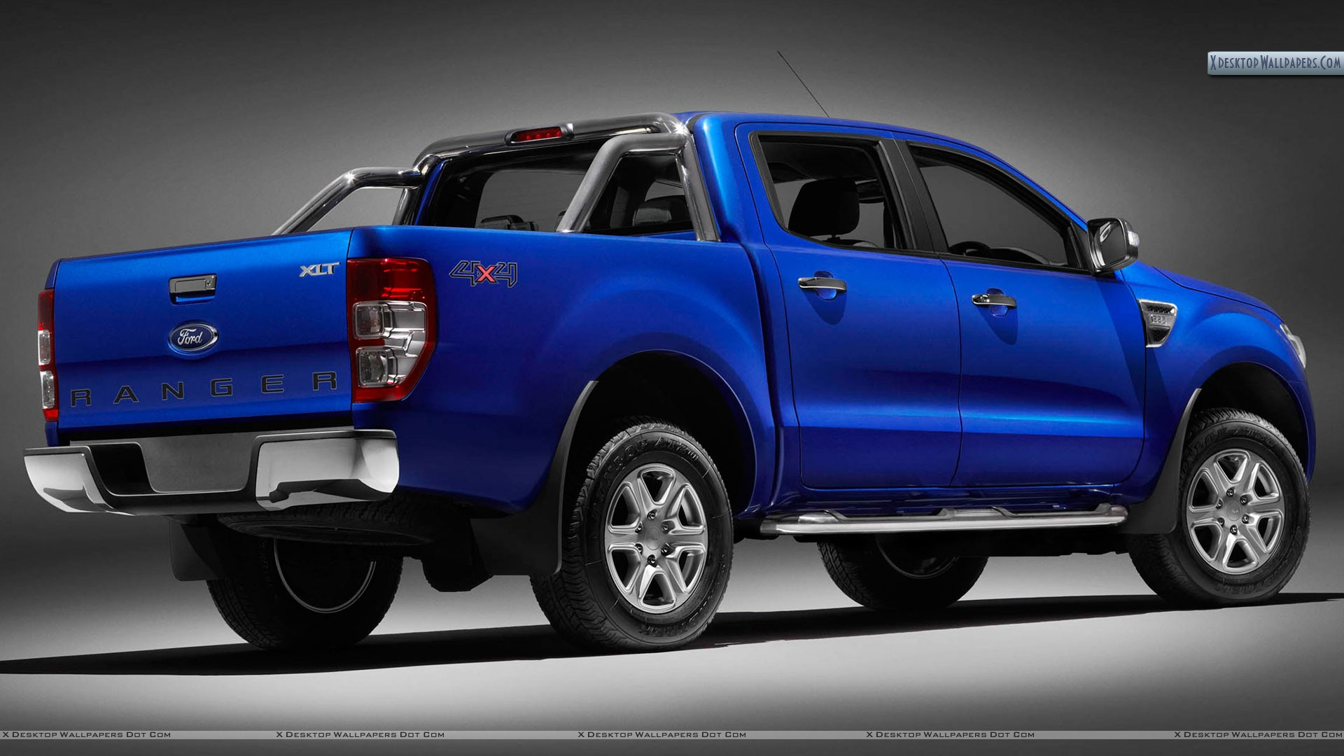 You are viewing wallpaper titled ford ranger wildtrak 2011