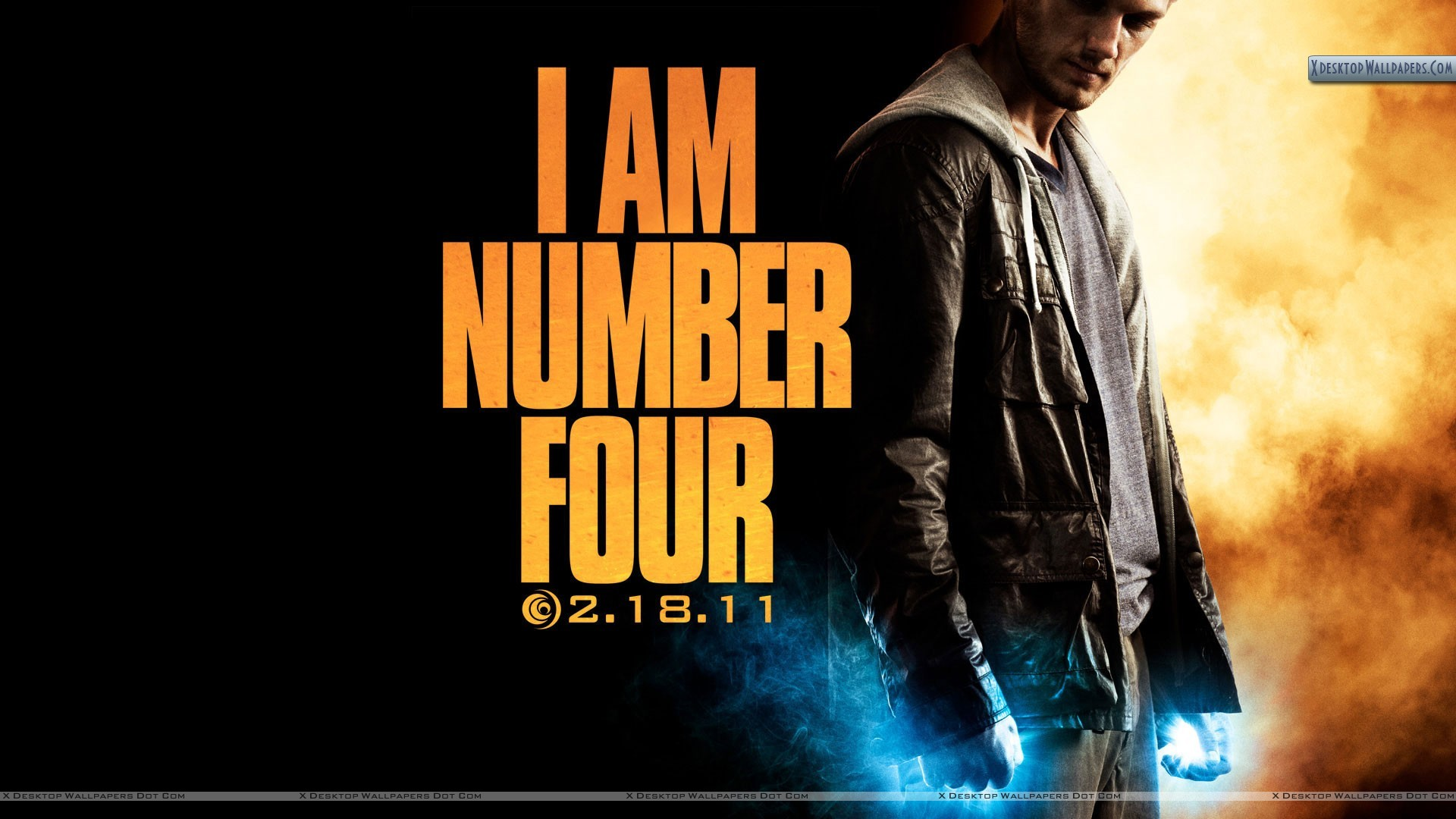 I Am Number Four 2011 Movie Poster Wallpaper I Am Number Four Movie Poster