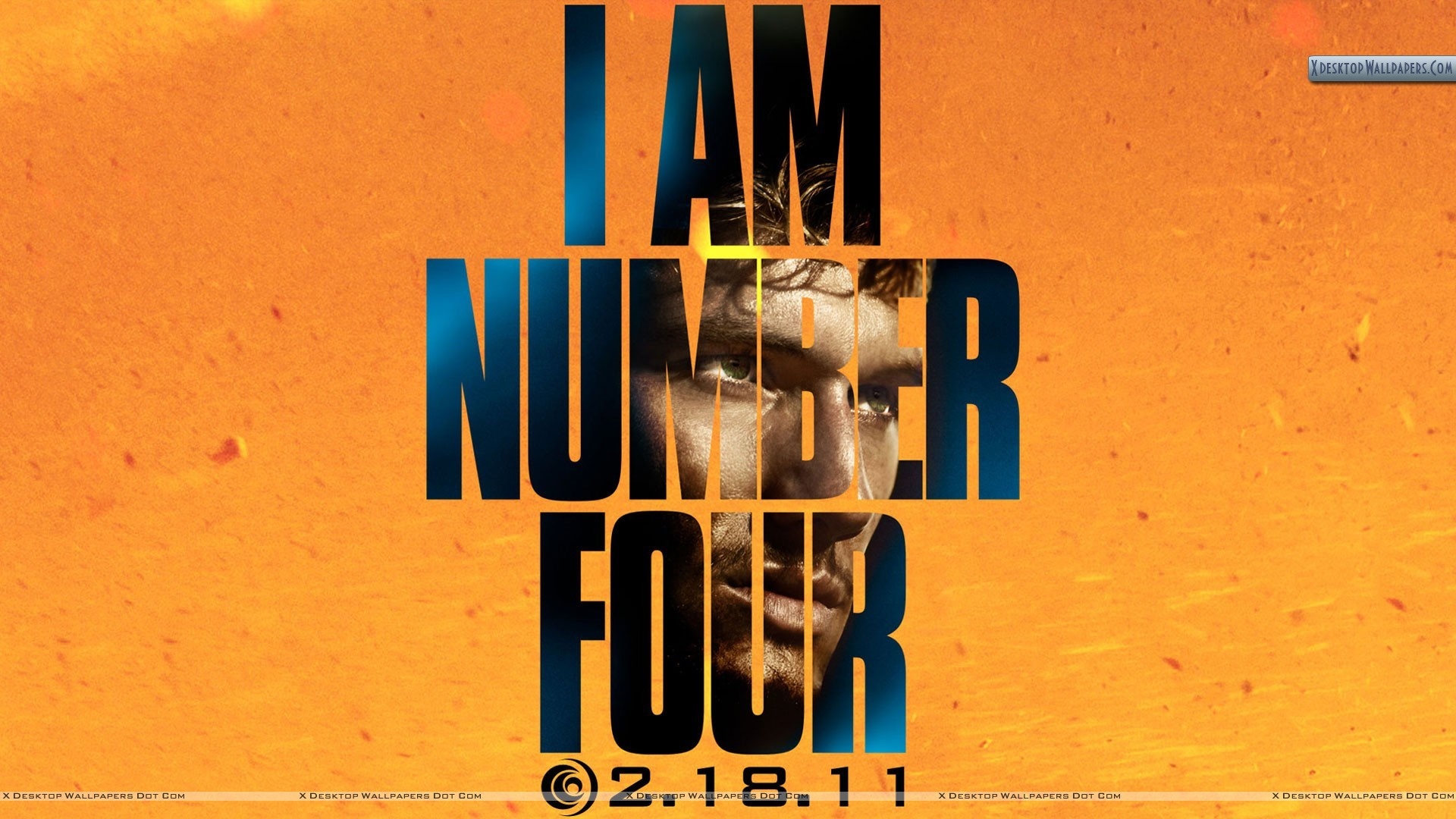 i am number four cover poster wallpaper