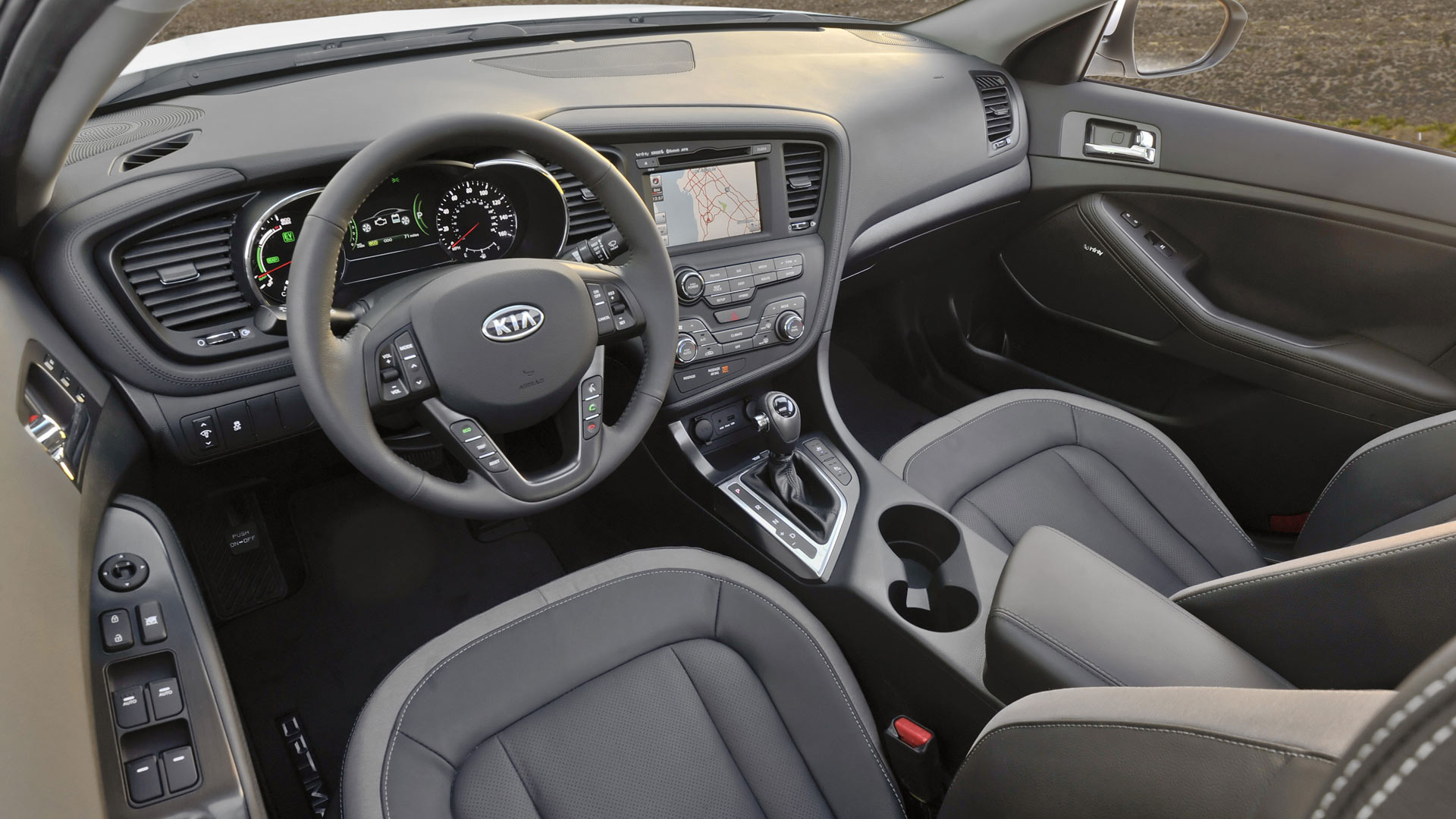 and interior autotribute pictures detail kia gets loaded updated video optima fully hybrid