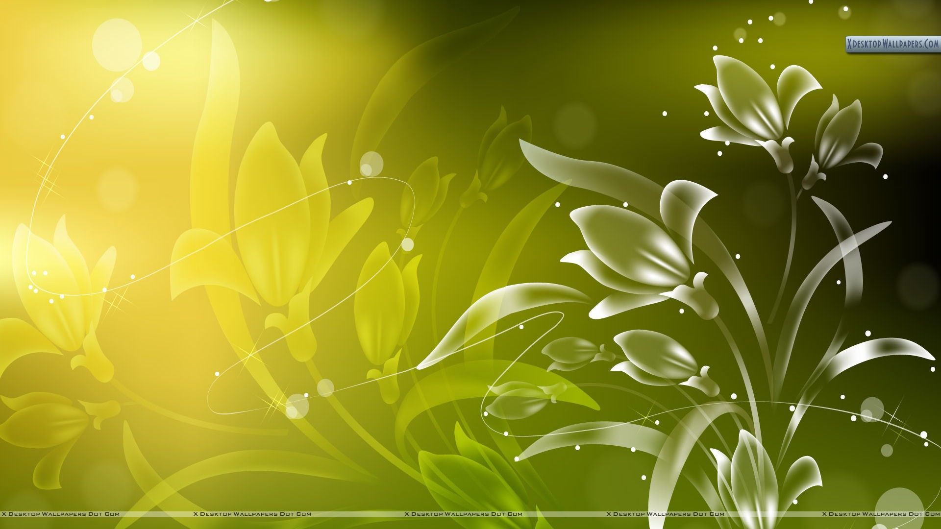 Lemon Background Abstract Wallpaper
