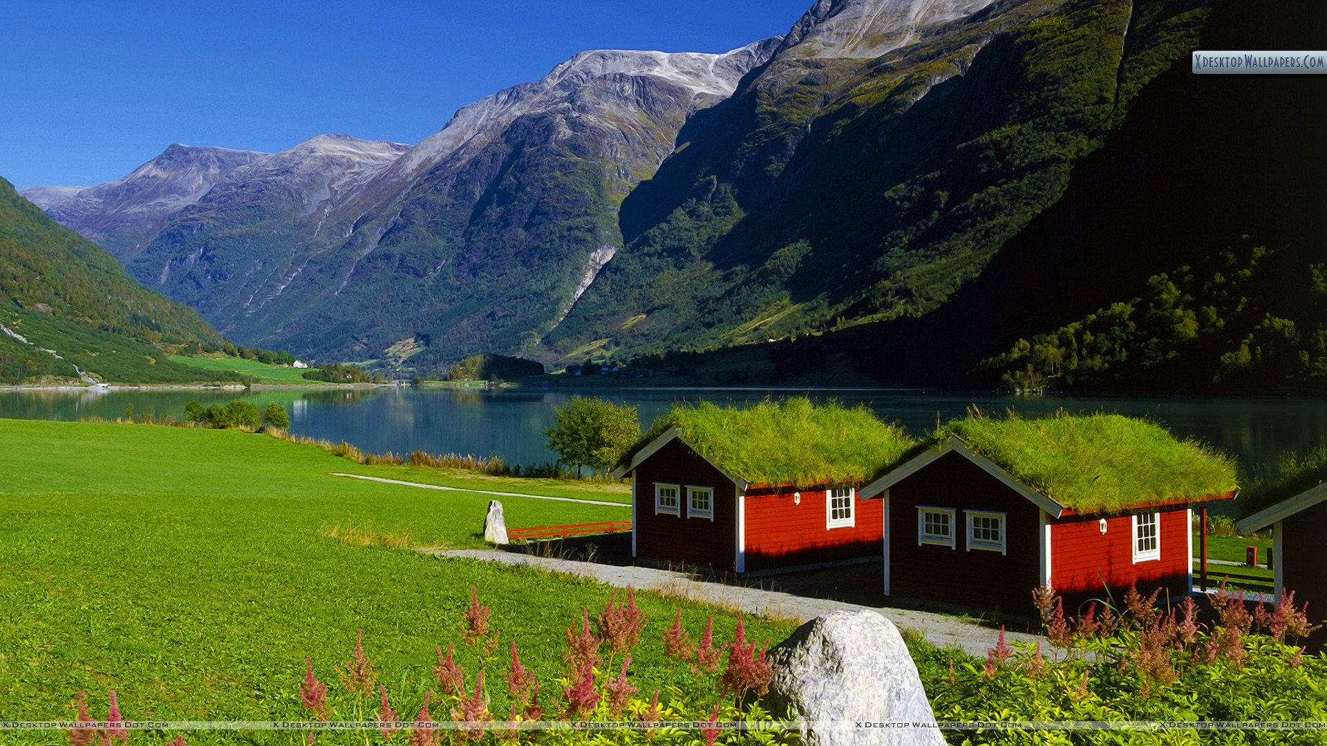 Oldenvatnet norway wallpaper - Wallpaper photos ...