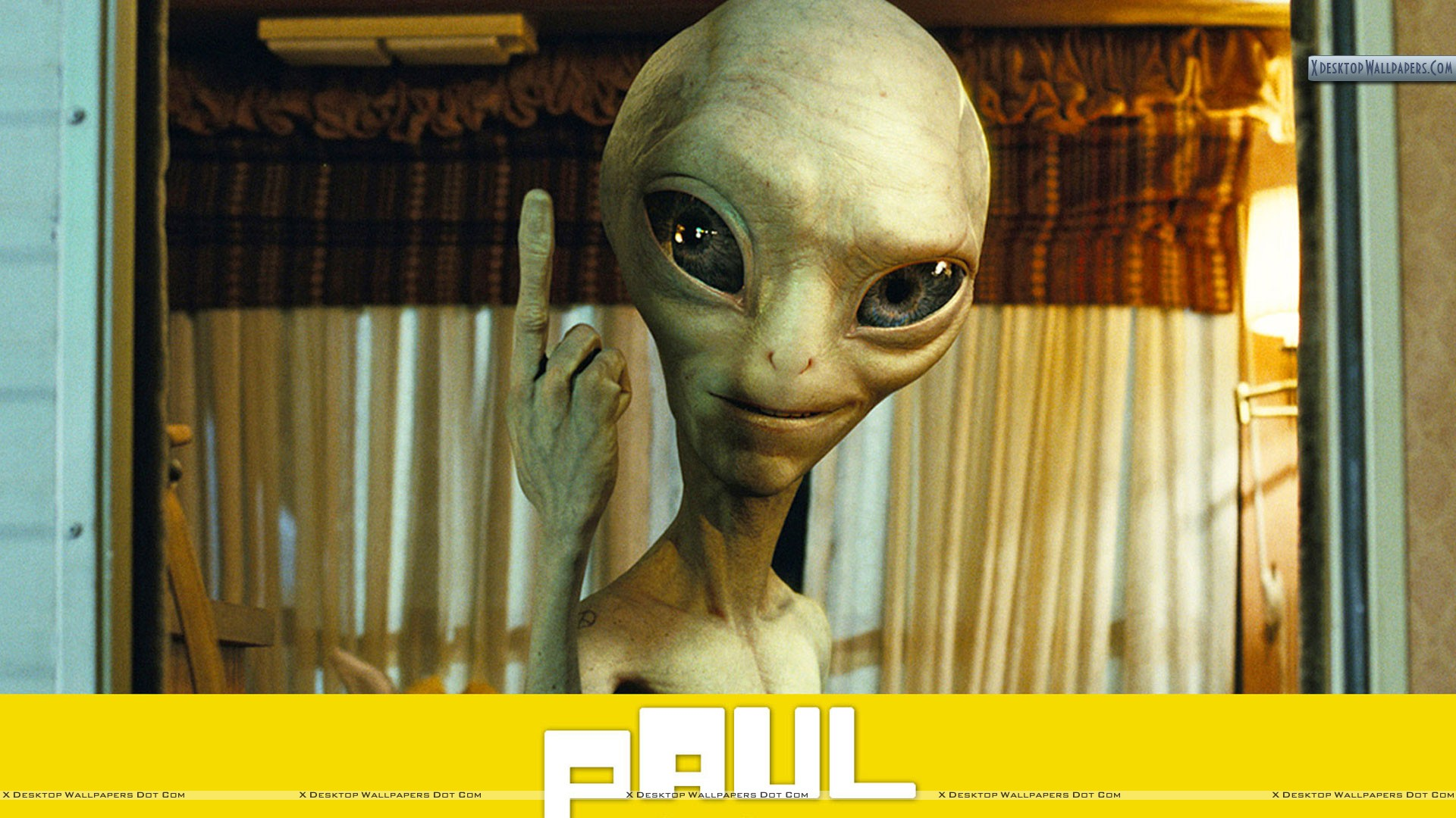 paul the alien for - photo #4