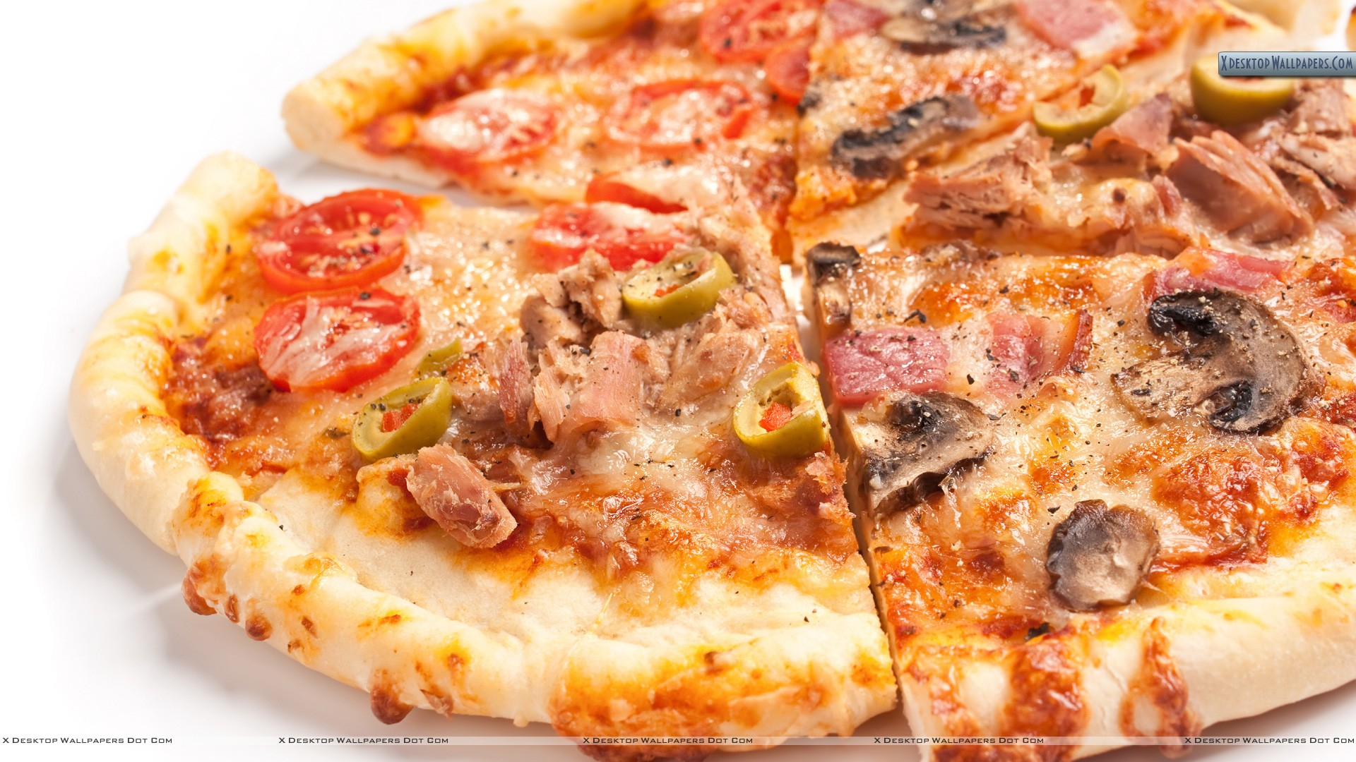 You Are Viewing Wallpaper Titled Yummy Pizza