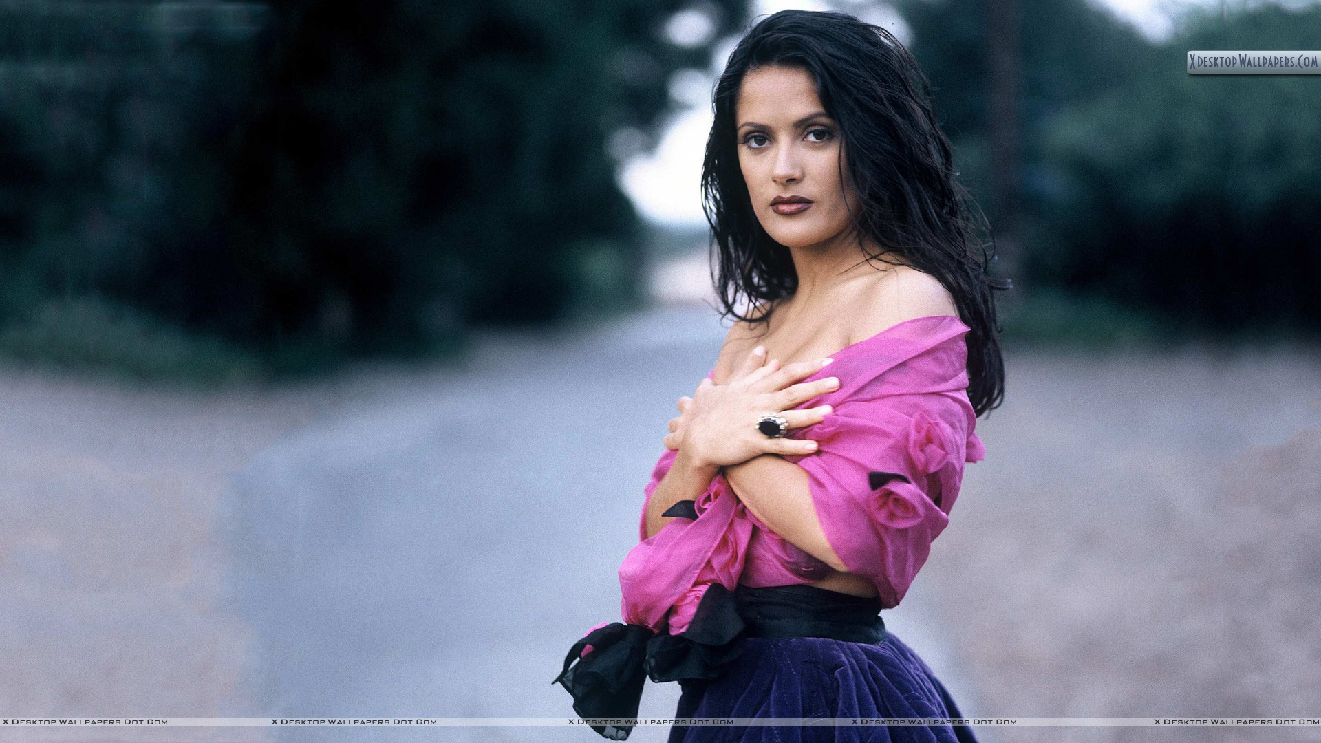 You Are Viewing Wallpaper Titled Salma Hayek