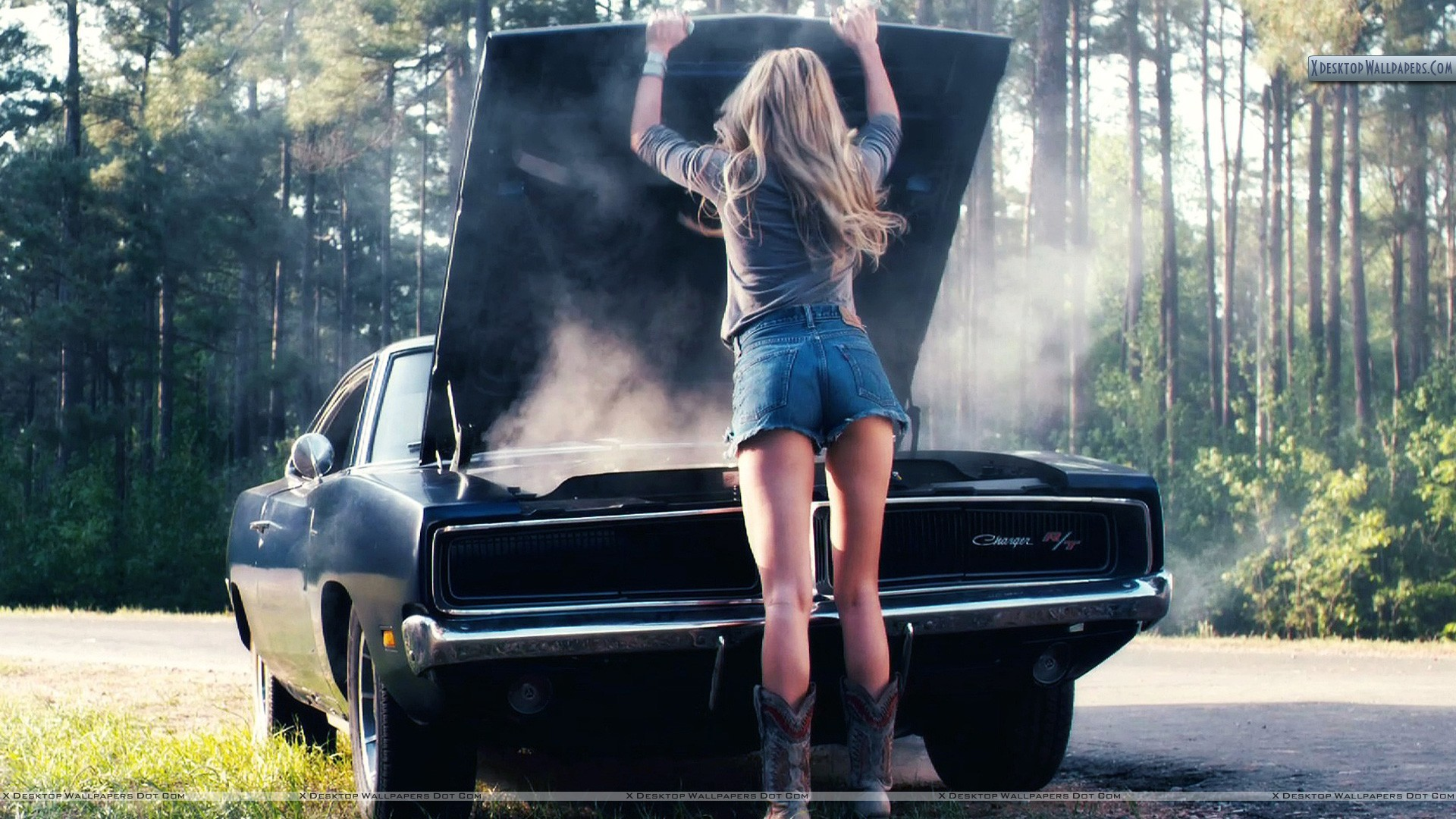 Amber heard checking engine in drive angry wallpaper you are viewing wallpaper voltagebd Images
