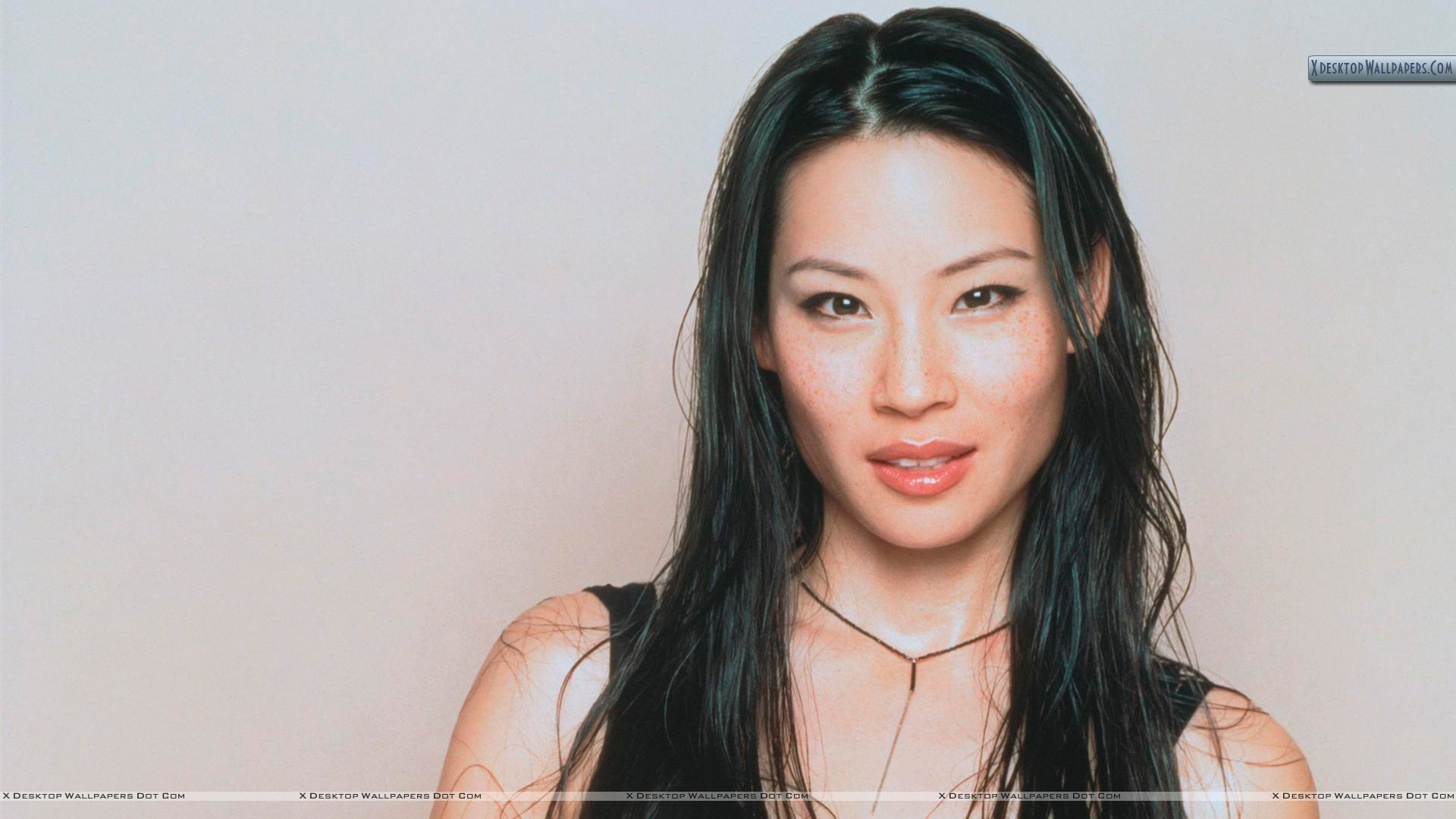 Lucy Liu the view