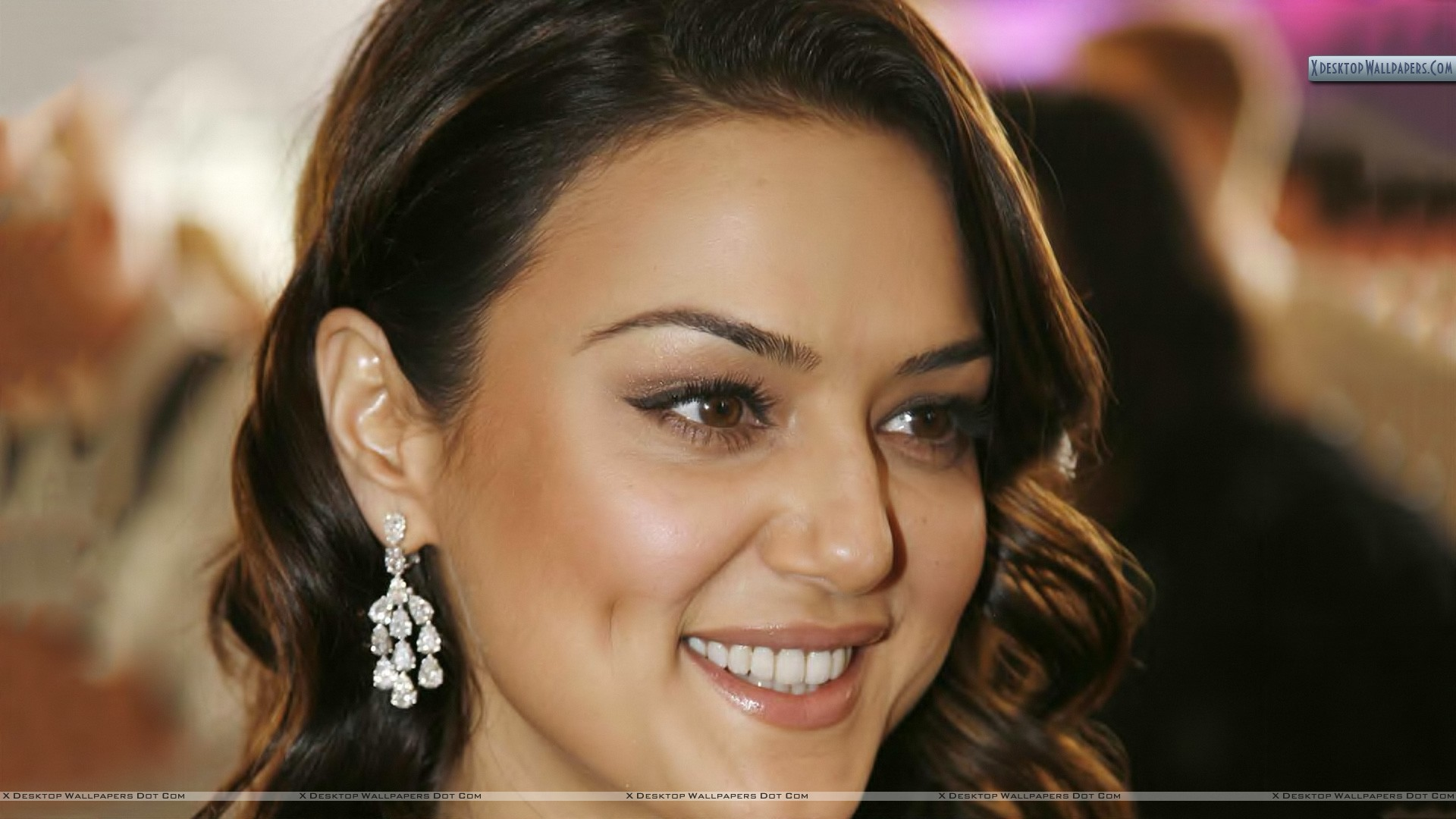 You Are Viewing Wallpaper Titled Preity Zinta