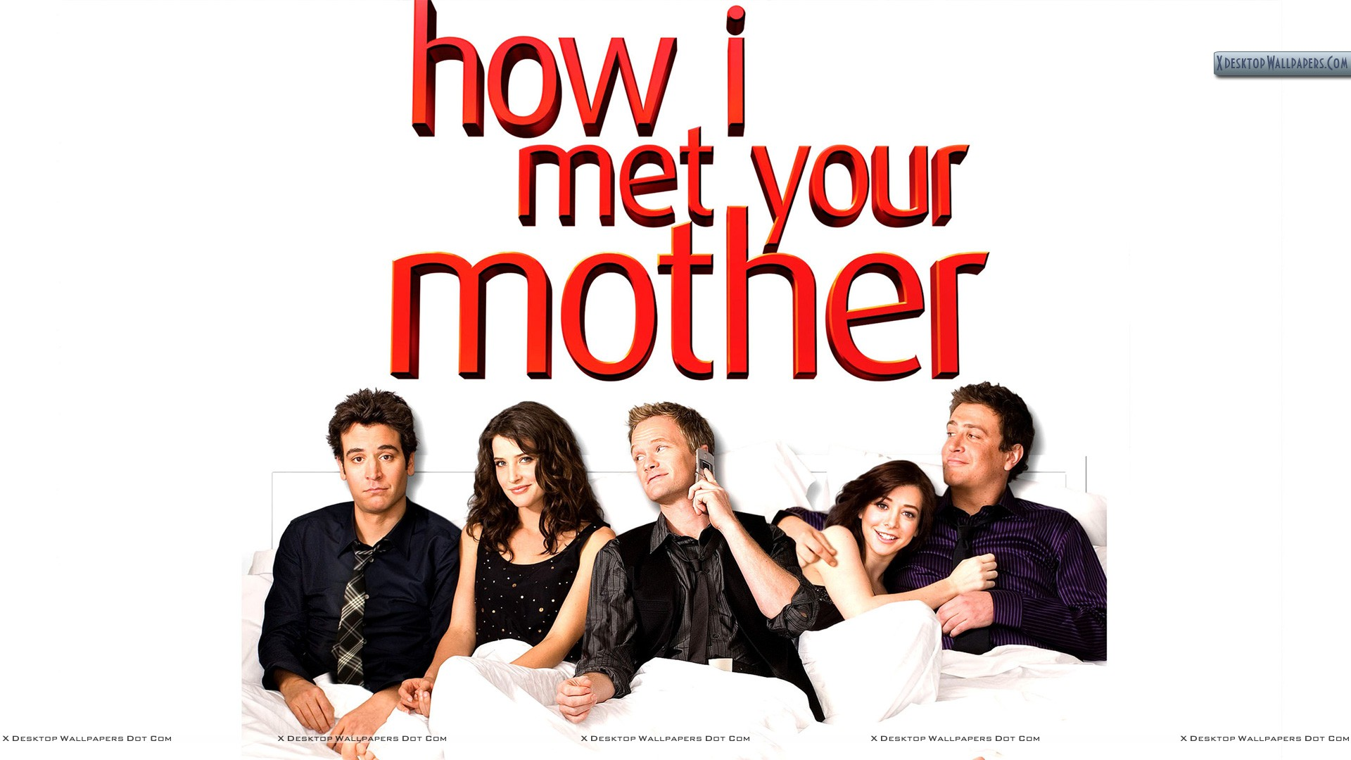 How I Met Your Mother Wallpapers Photos Images In Hd