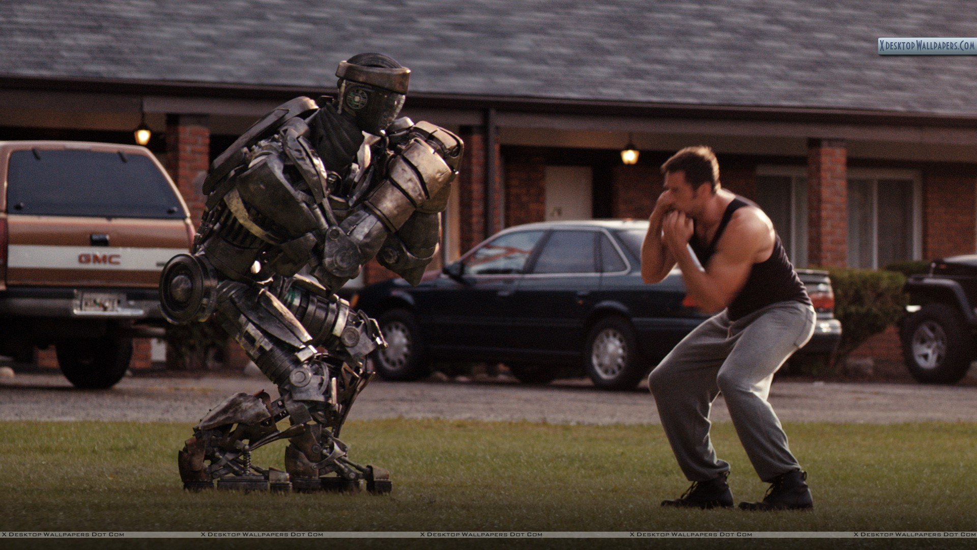 real steel wallpapers, photos & images in hd