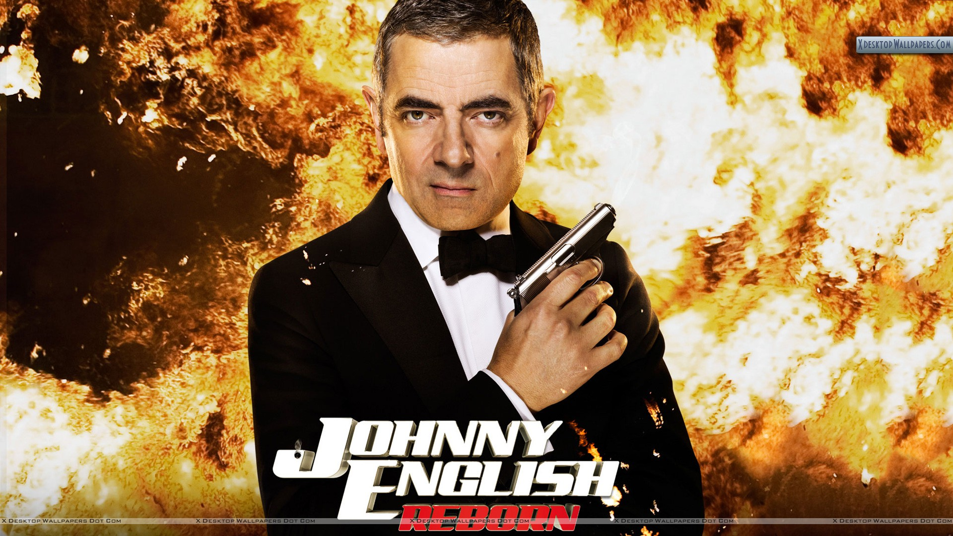 Cars Movie 3 Full Movie >> Johnny English Reborn Wallpapers, Photos & Images in HD