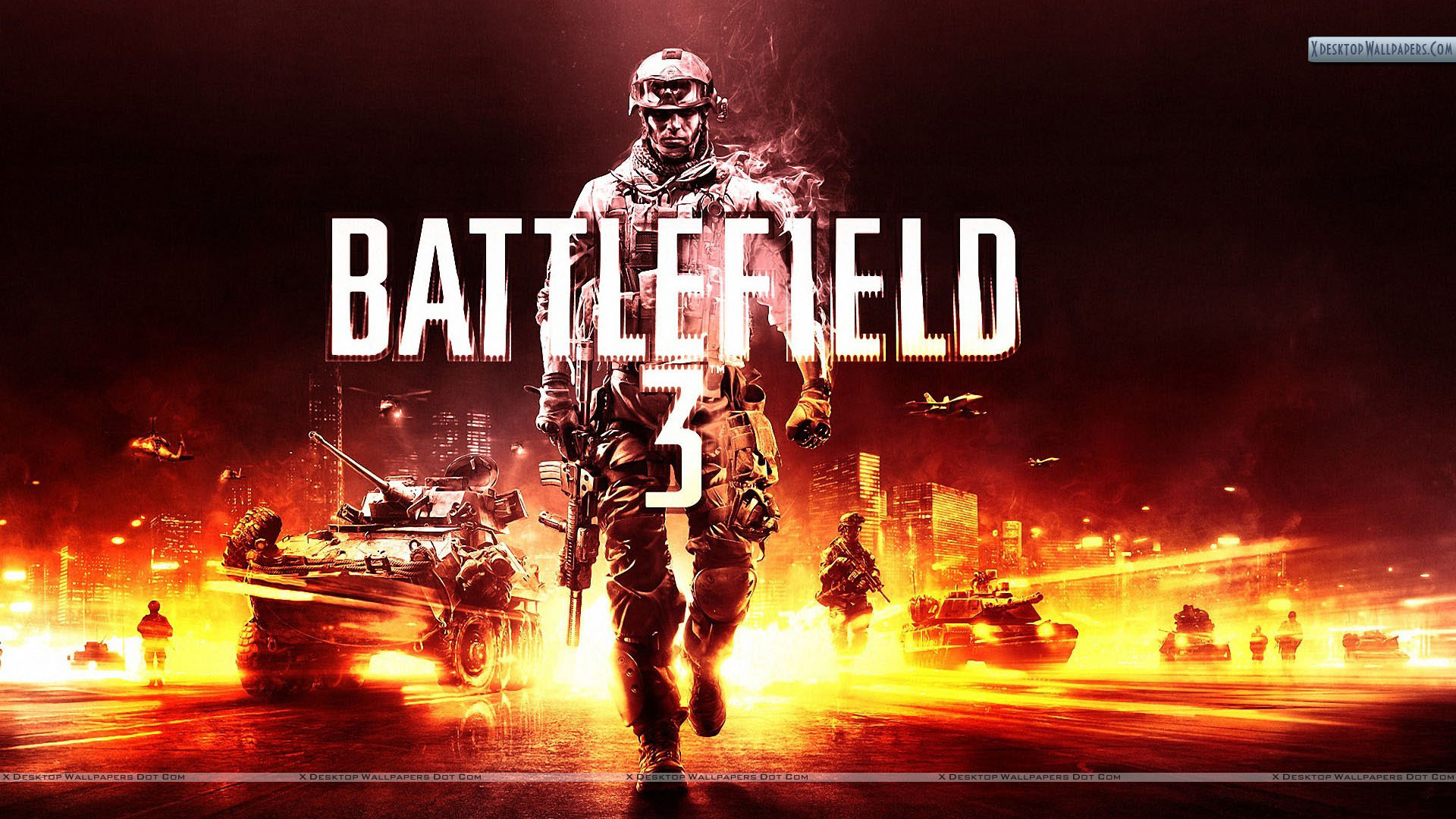 Battlefield 3 red poster wallpaper you are viewing wallpaper titled battlefield 3 voltagebd Image collections