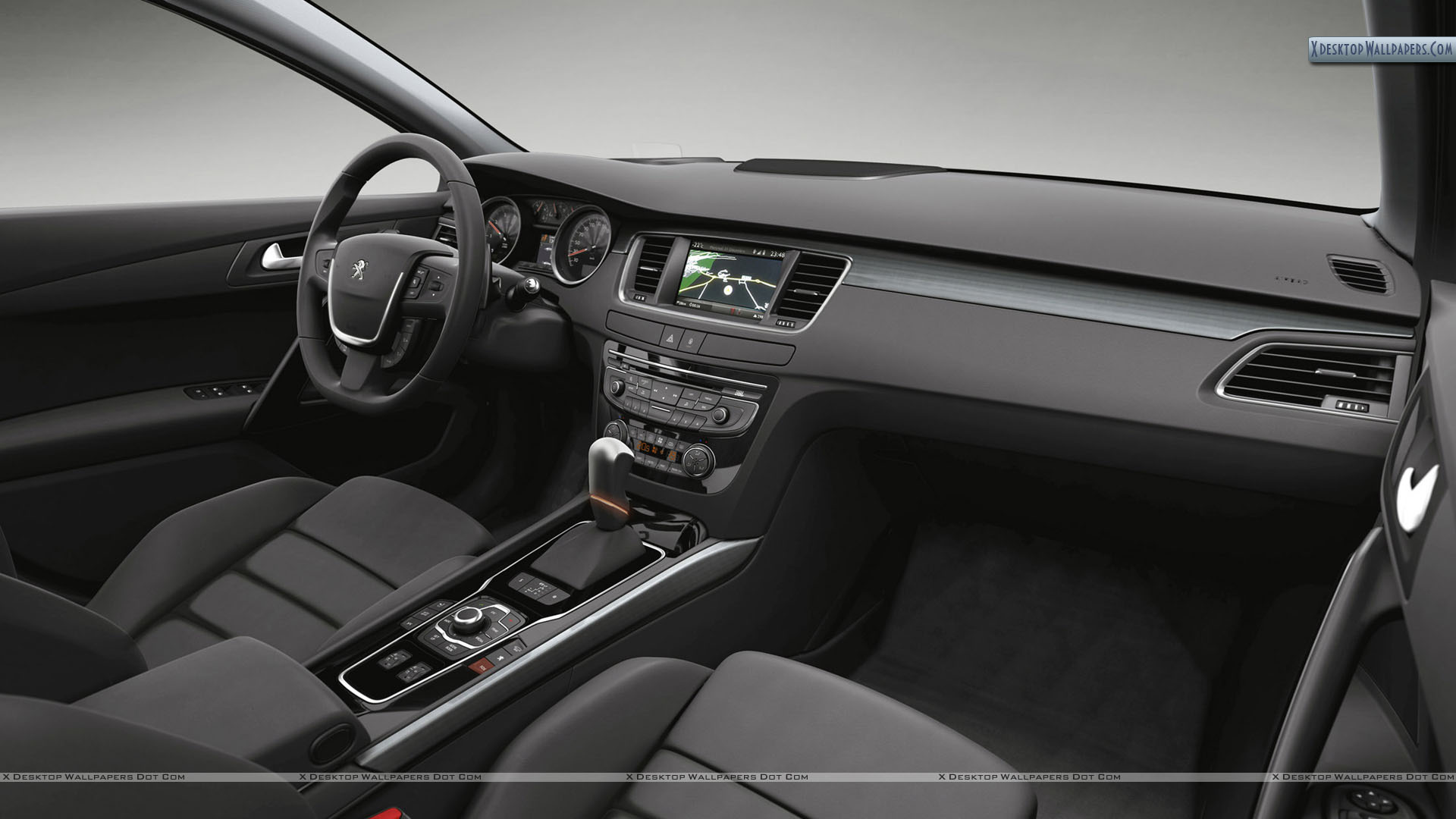 Peugeot 508 gt interior wallpaper for Interior 508 peugeot