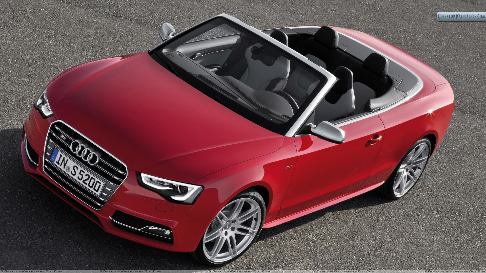 2012 audi s5 cabriolet front top view wallpaper. Black Bedroom Furniture Sets. Home Design Ideas