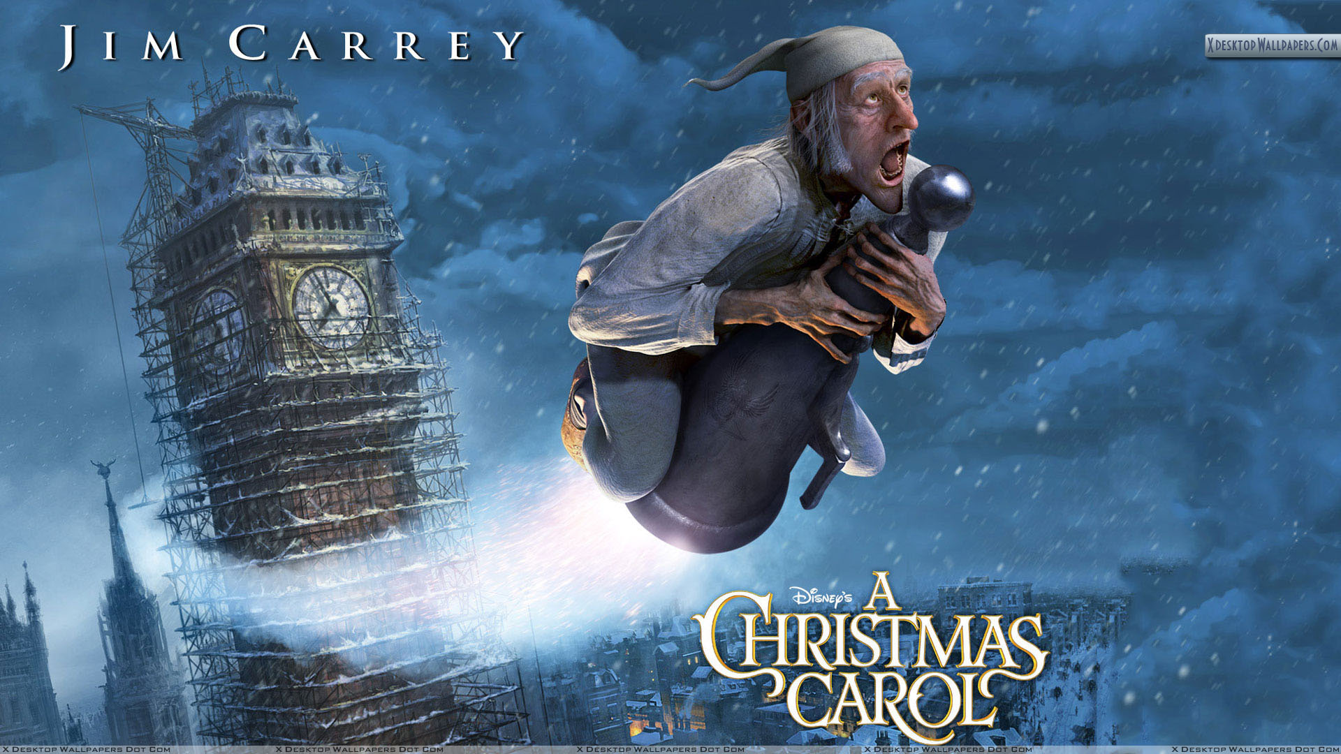 Image Result For A Christmas Carol Jim Carrey Full Movie Download
