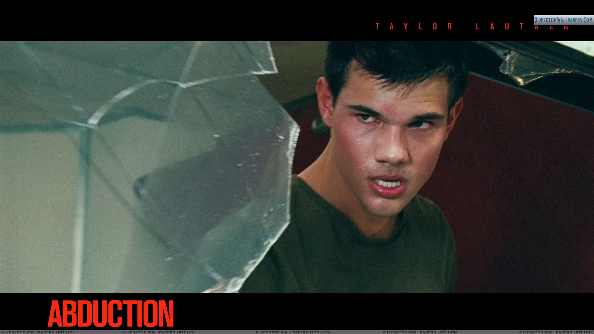 Abduction Wallpapers, ... Taylor Lautner Abduction