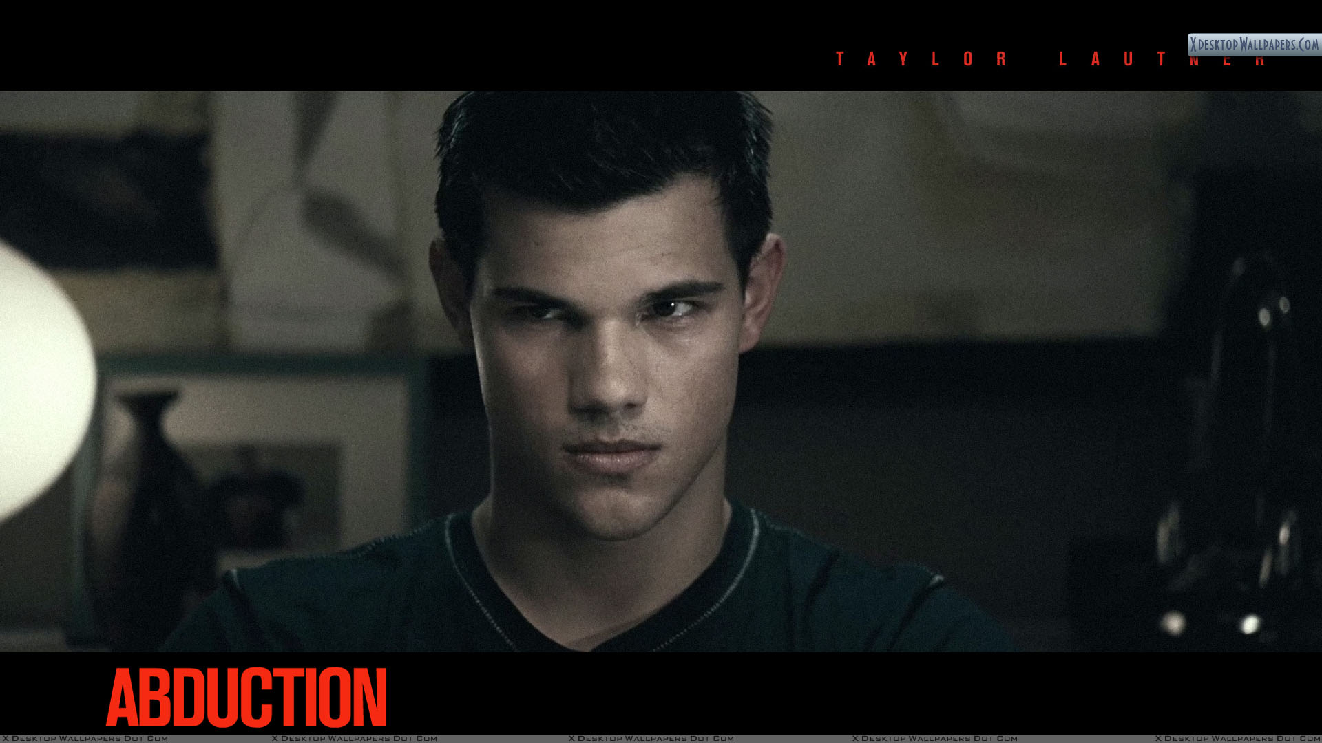 Abduction – Taylor Lautner Looking Front Face Closeup ... Taylor Lautner Abduction