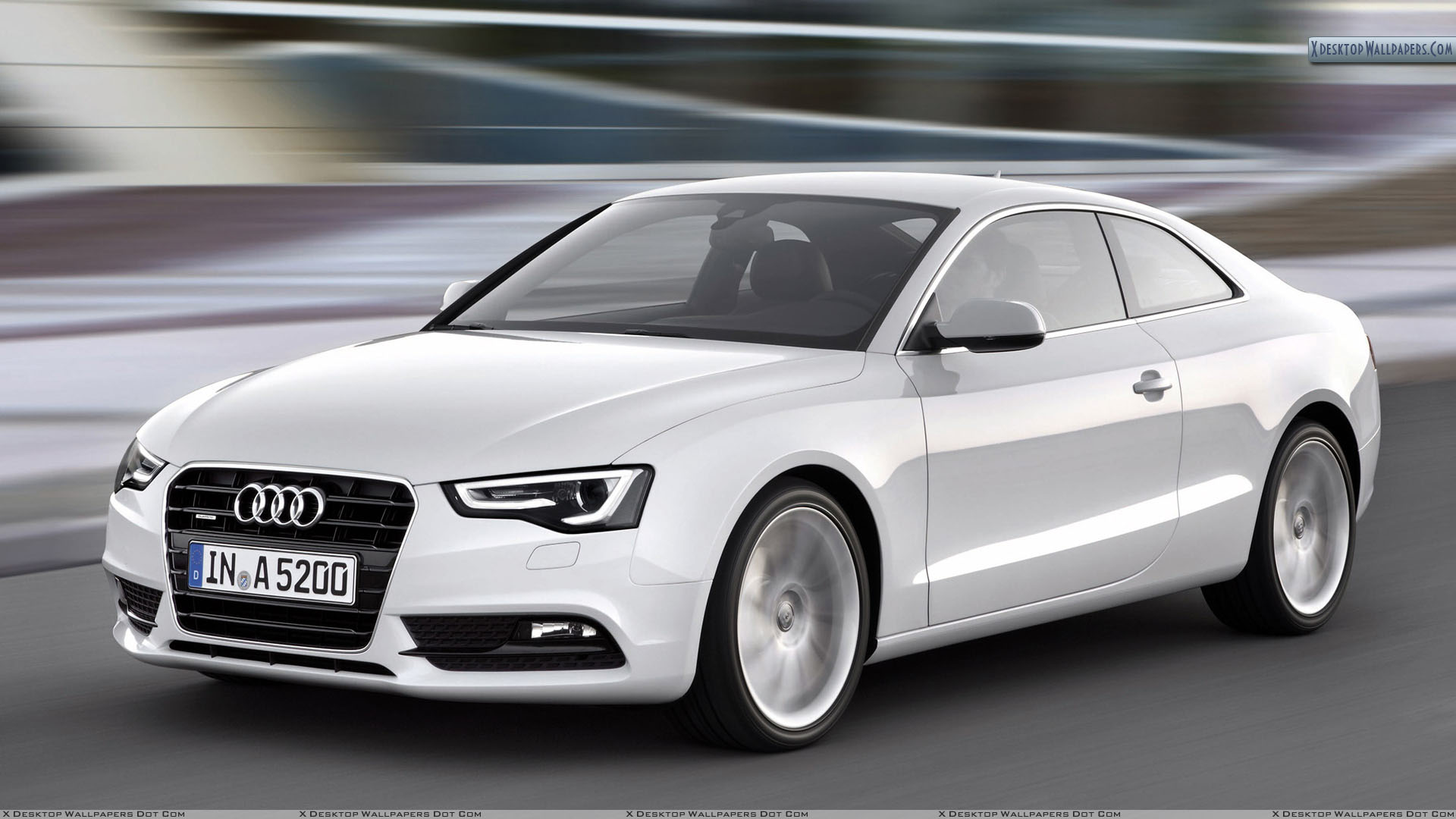 closeup pose of 2012 audi a5 coupe wallpaper. Black Bedroom Furniture Sets. Home Design Ideas