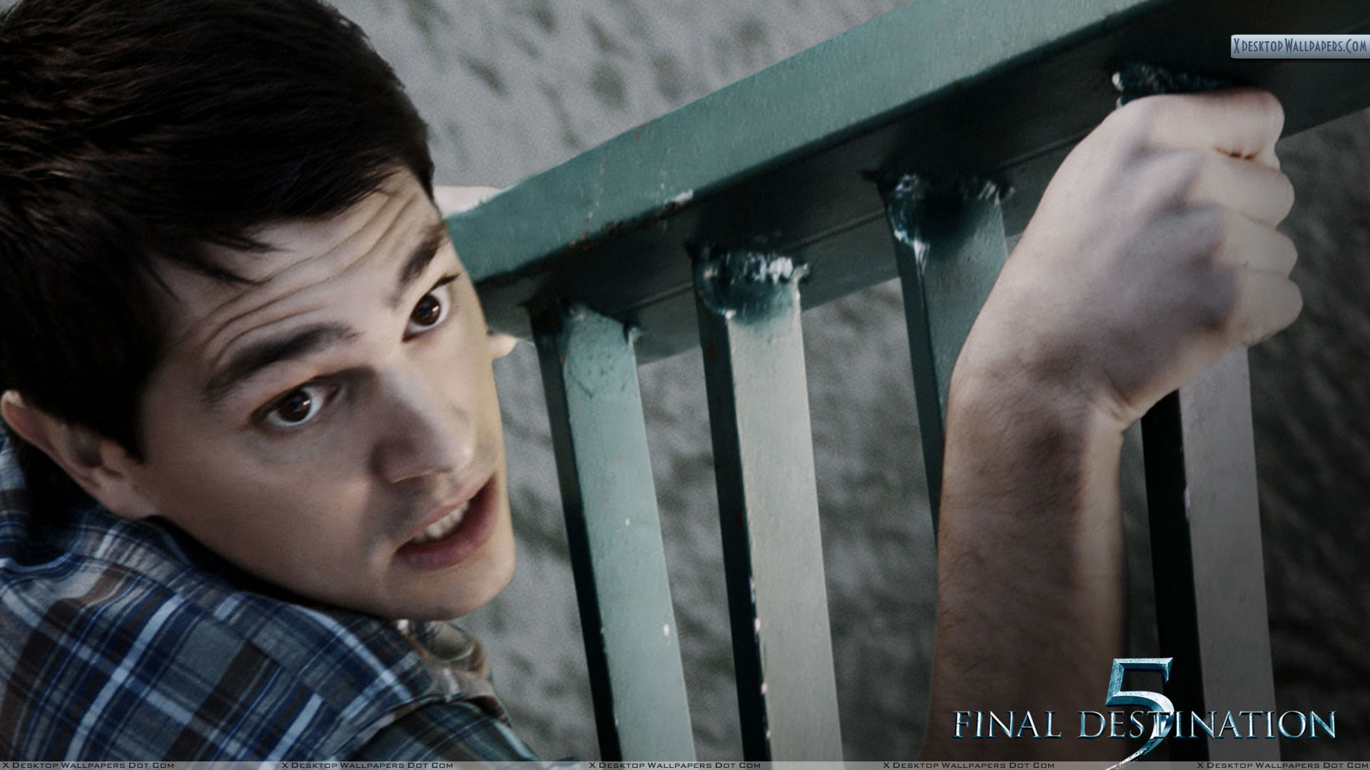 Nicholas D'Agosto HD Wallpapers Final Destination Nicholas Dagosto Holding Grill Wallpaper