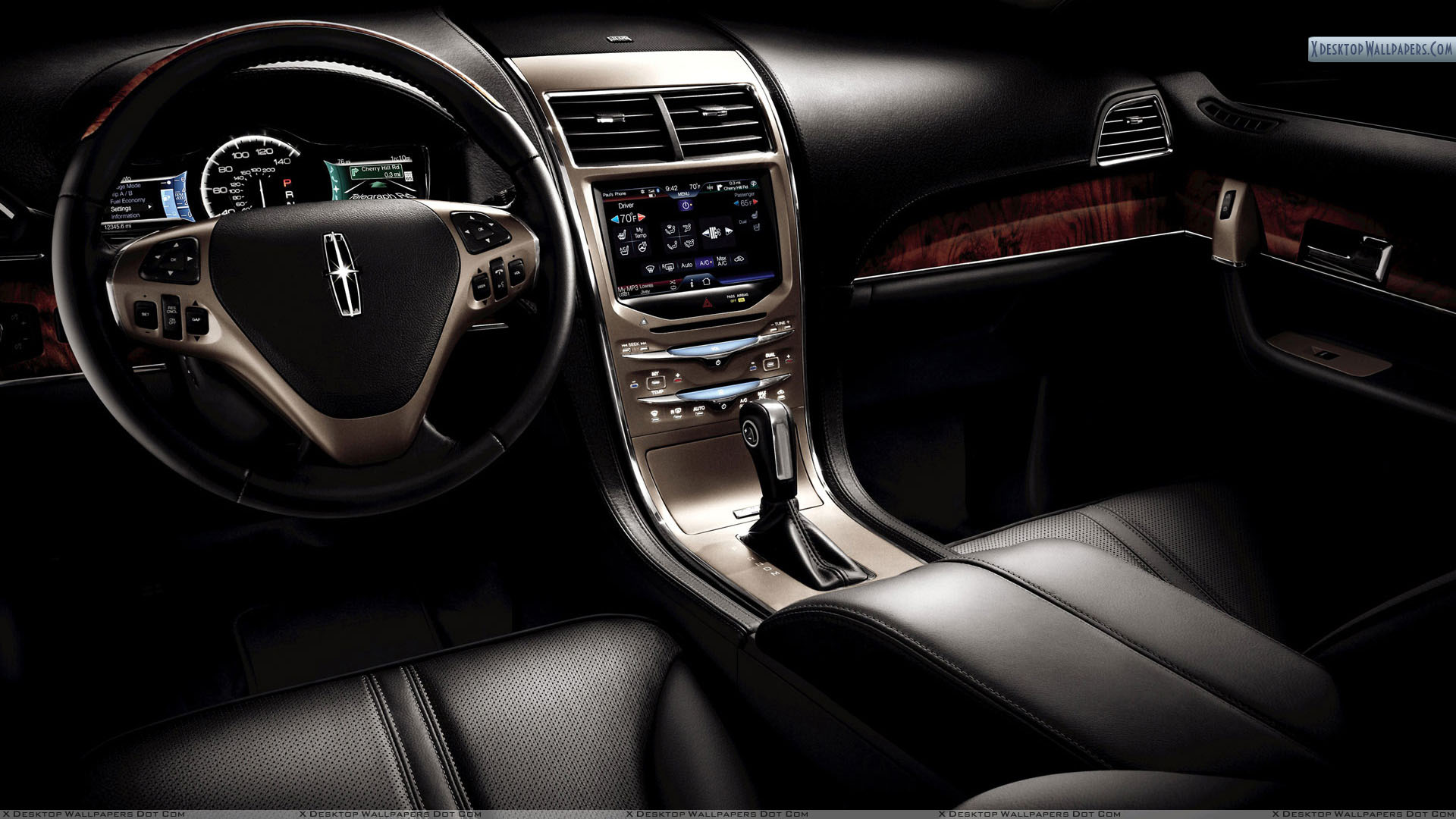 Interior Of Lincoln MKX Download 30 ...