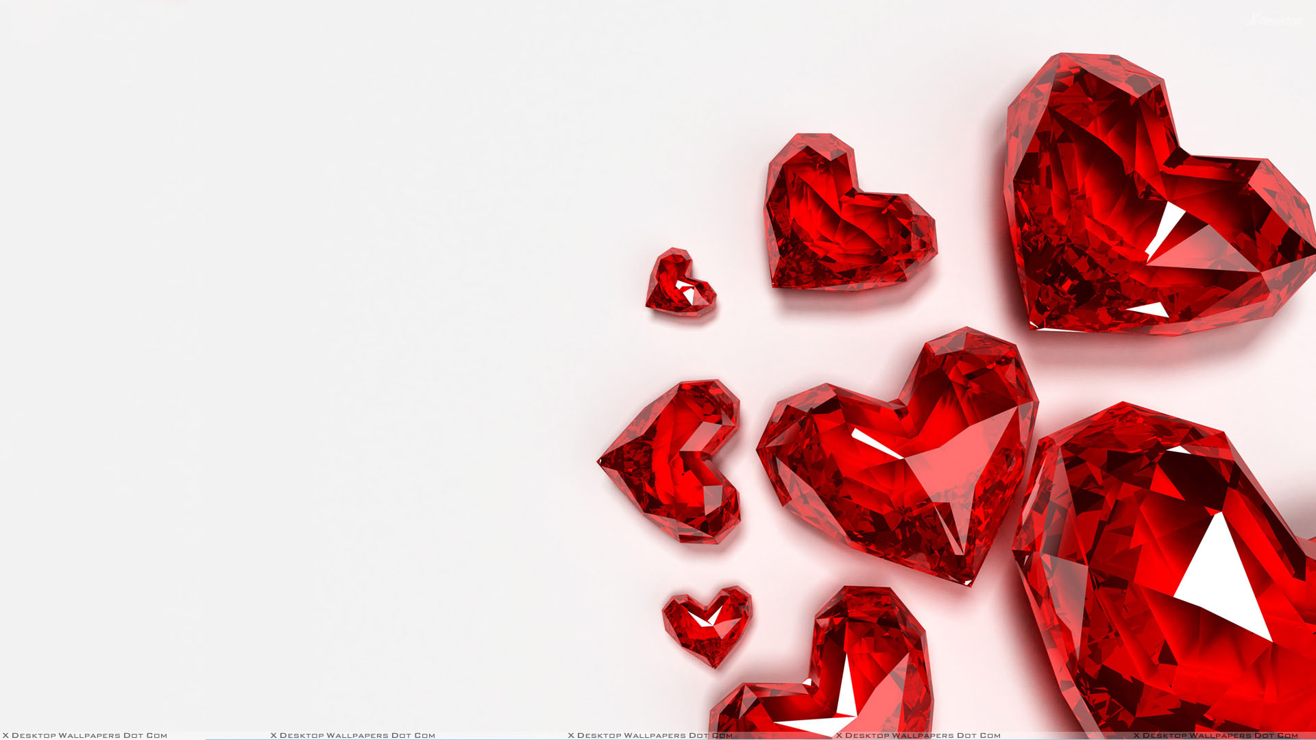 Red Hearts Wallpapers Photos Images In HD