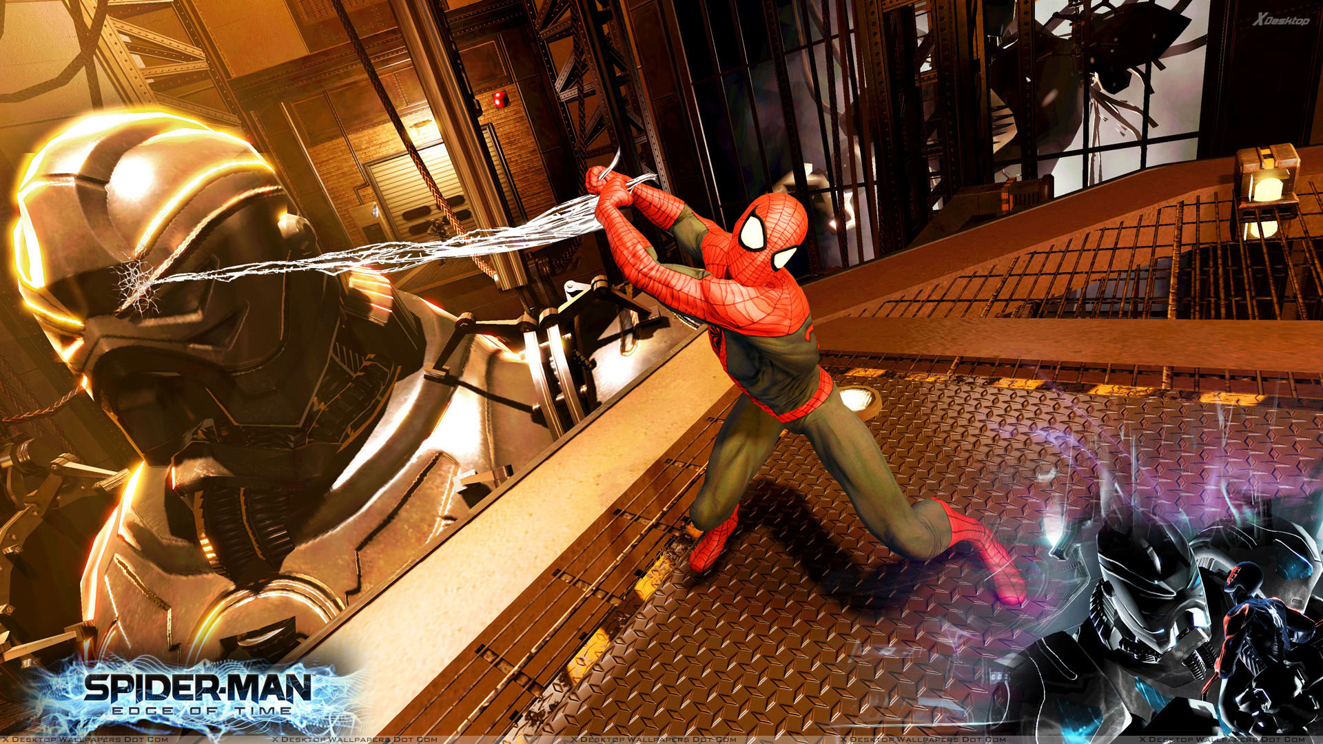Spider Man Edge Of Time Wallpapers Photos Images In Hd