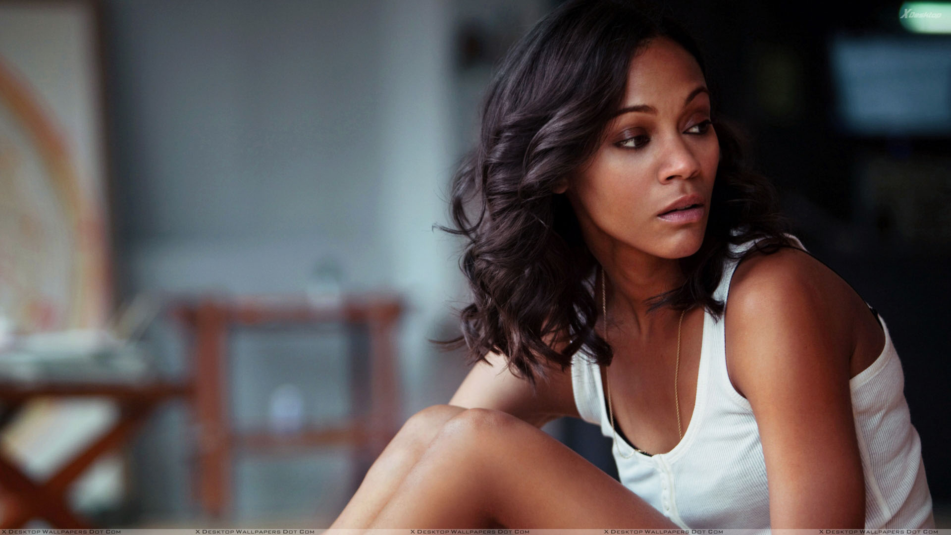 Zoe Saldana Wallpapers...
