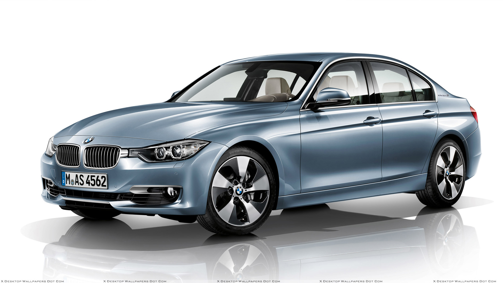 2012 bmw 3 series sedan f30 side pose n white background wallpaper. Black Bedroom Furniture Sets. Home Design Ideas