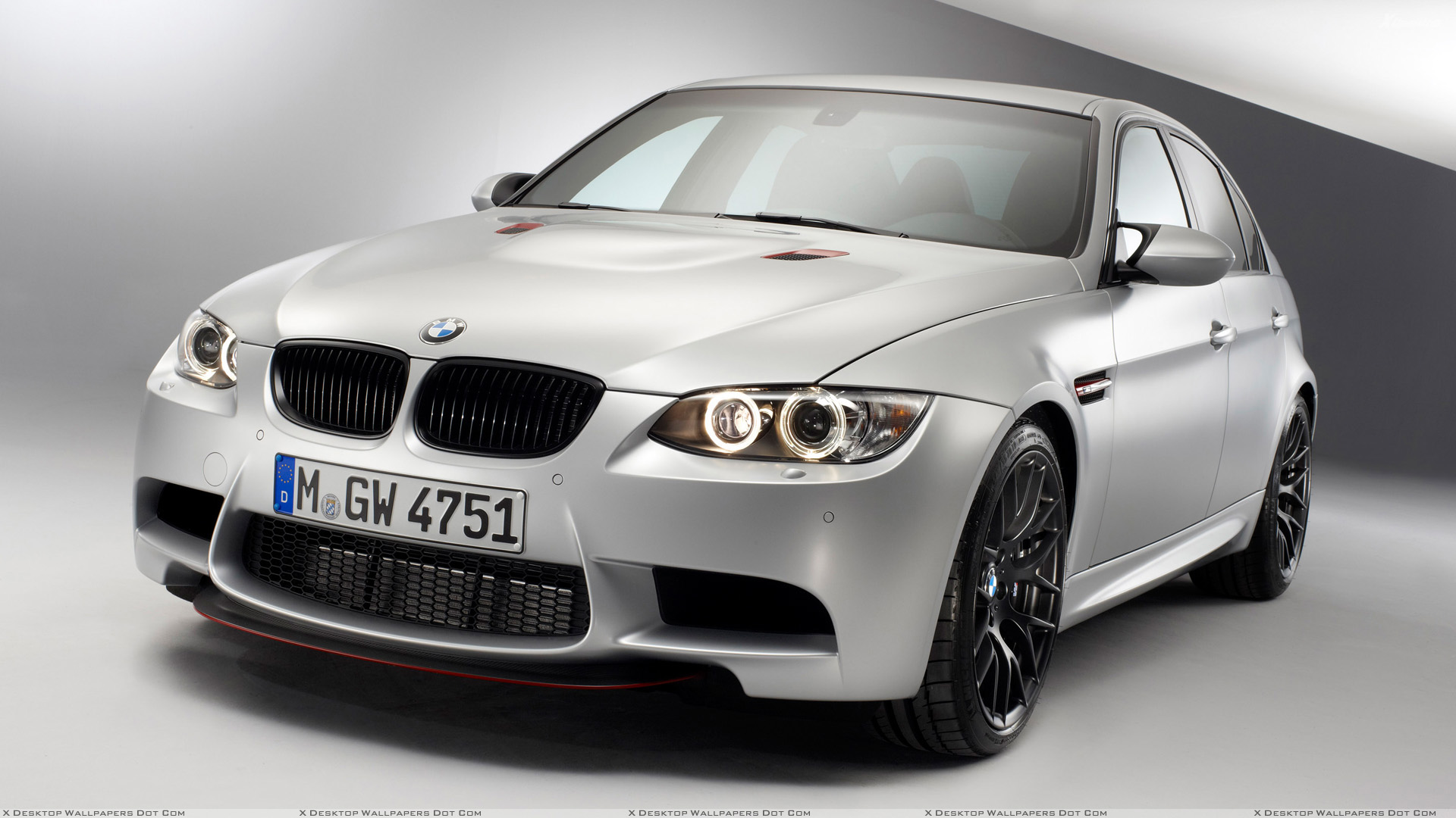 headlights on 2011 bmw m3 e90 crt in white wallpaper. Black Bedroom Furniture Sets. Home Design Ideas
