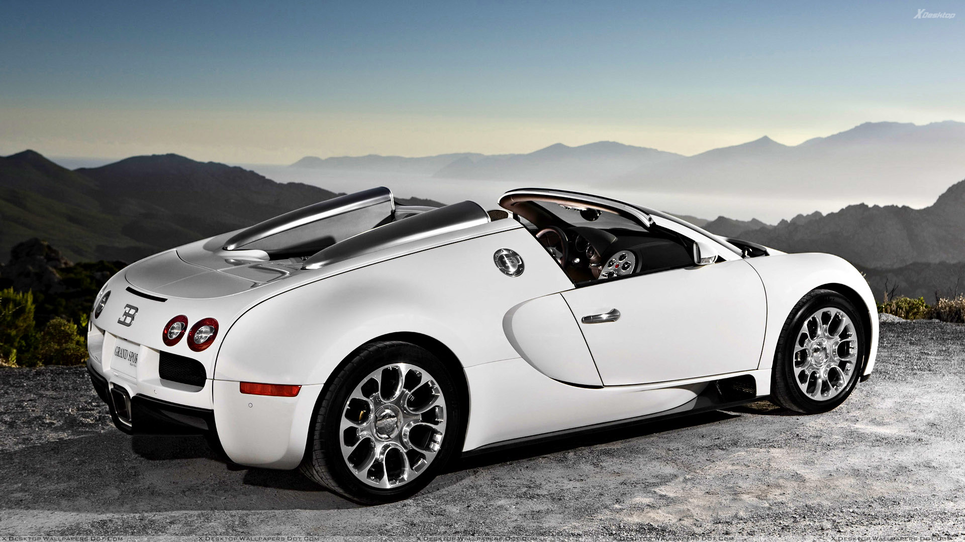 ... Grand Cars Bugatti Back On Fisker Karma Car Back, Saturn Car Back,  Spada Car · Bugatti Veyron 16.4 Grand Sport ...