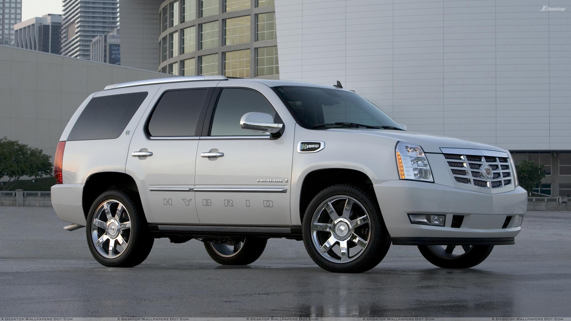 cadillac escalade wallpapers photos images in hd. Black Bedroom Furniture Sets. Home Design Ideas