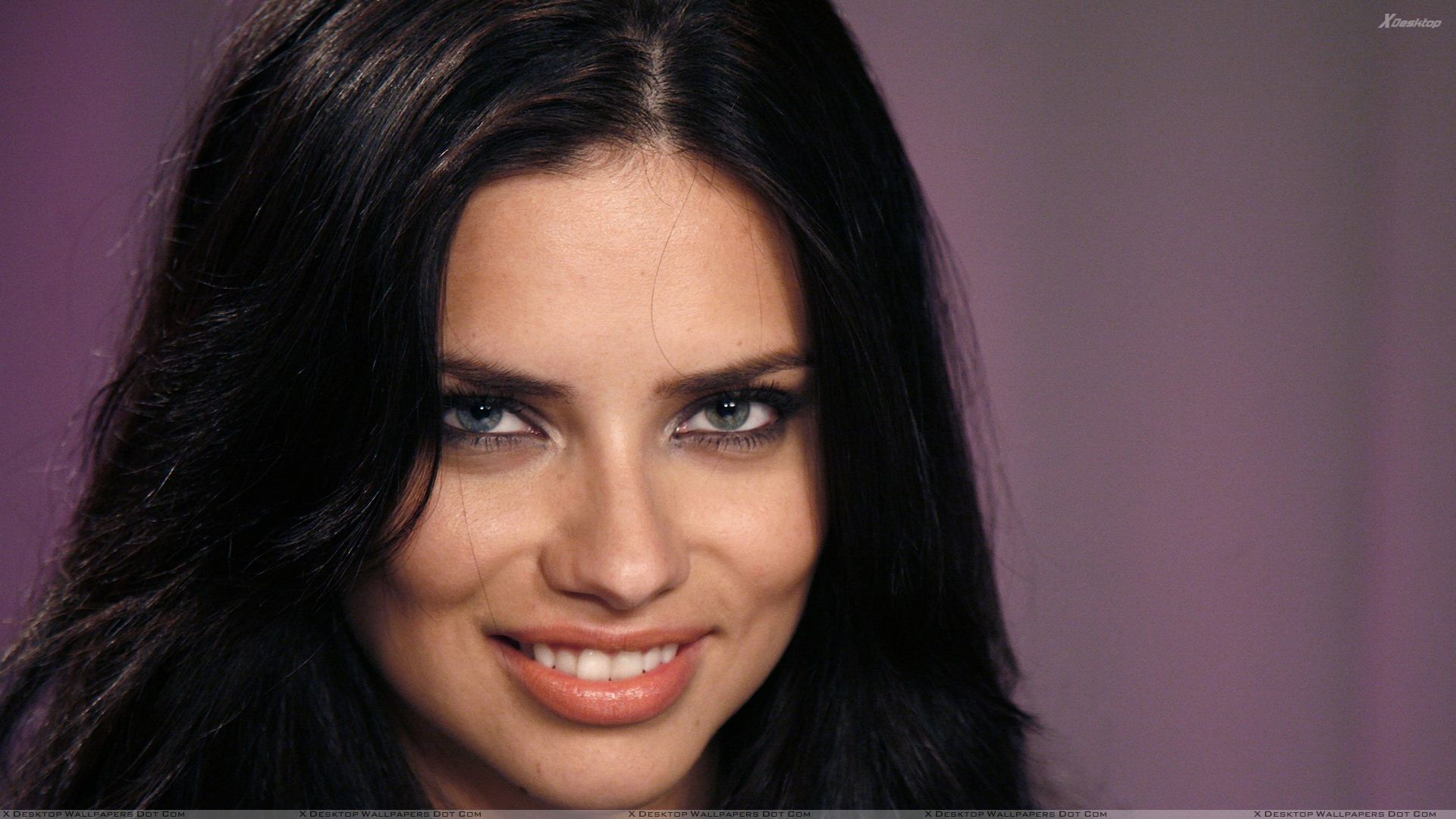 Adriana lima smiling red lips face closeup wallpaper you are viewing wallpaper titled adriana lima voltagebd Gallery