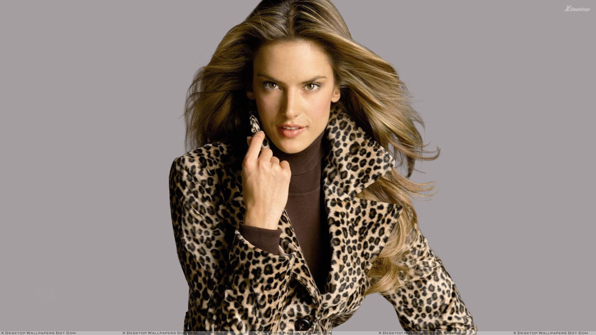You Are Viewing Wallpaper Titled Alessandra Ambrosio