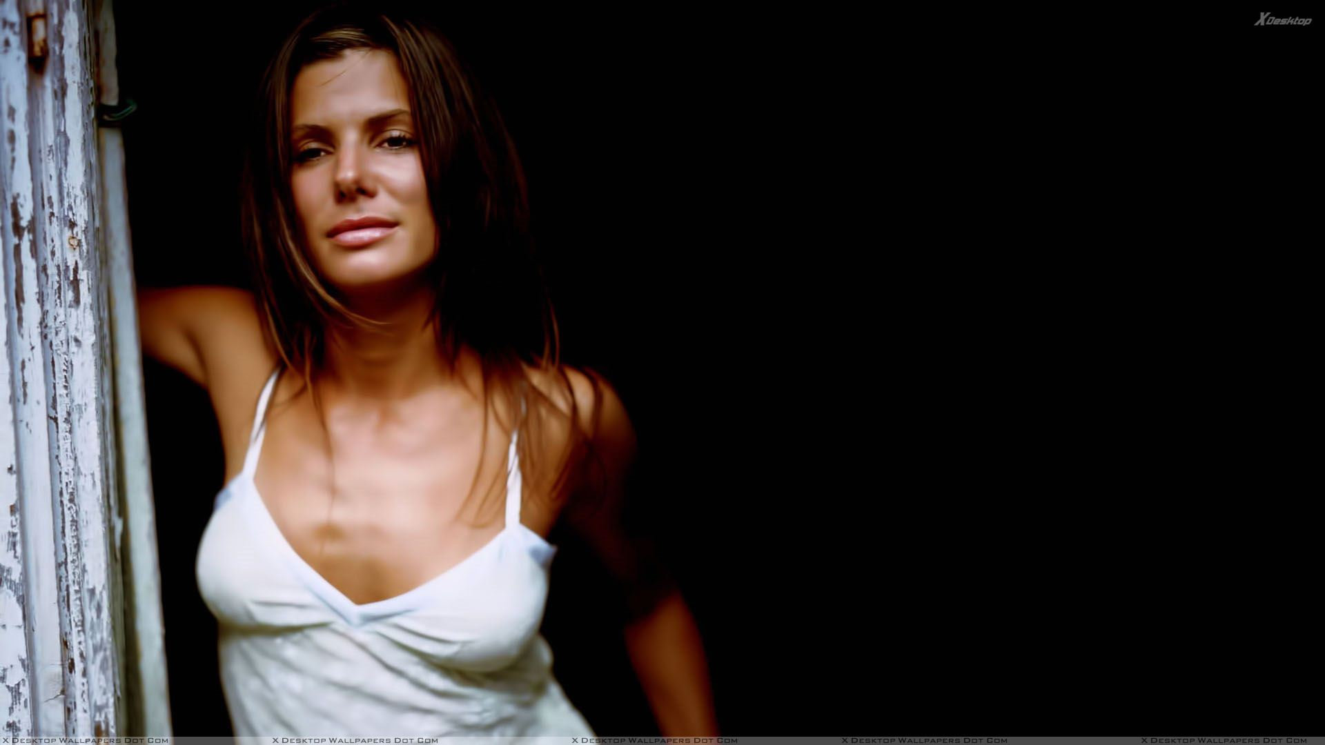 You Are Viewing Wallpaper Titled Sandra Bullock