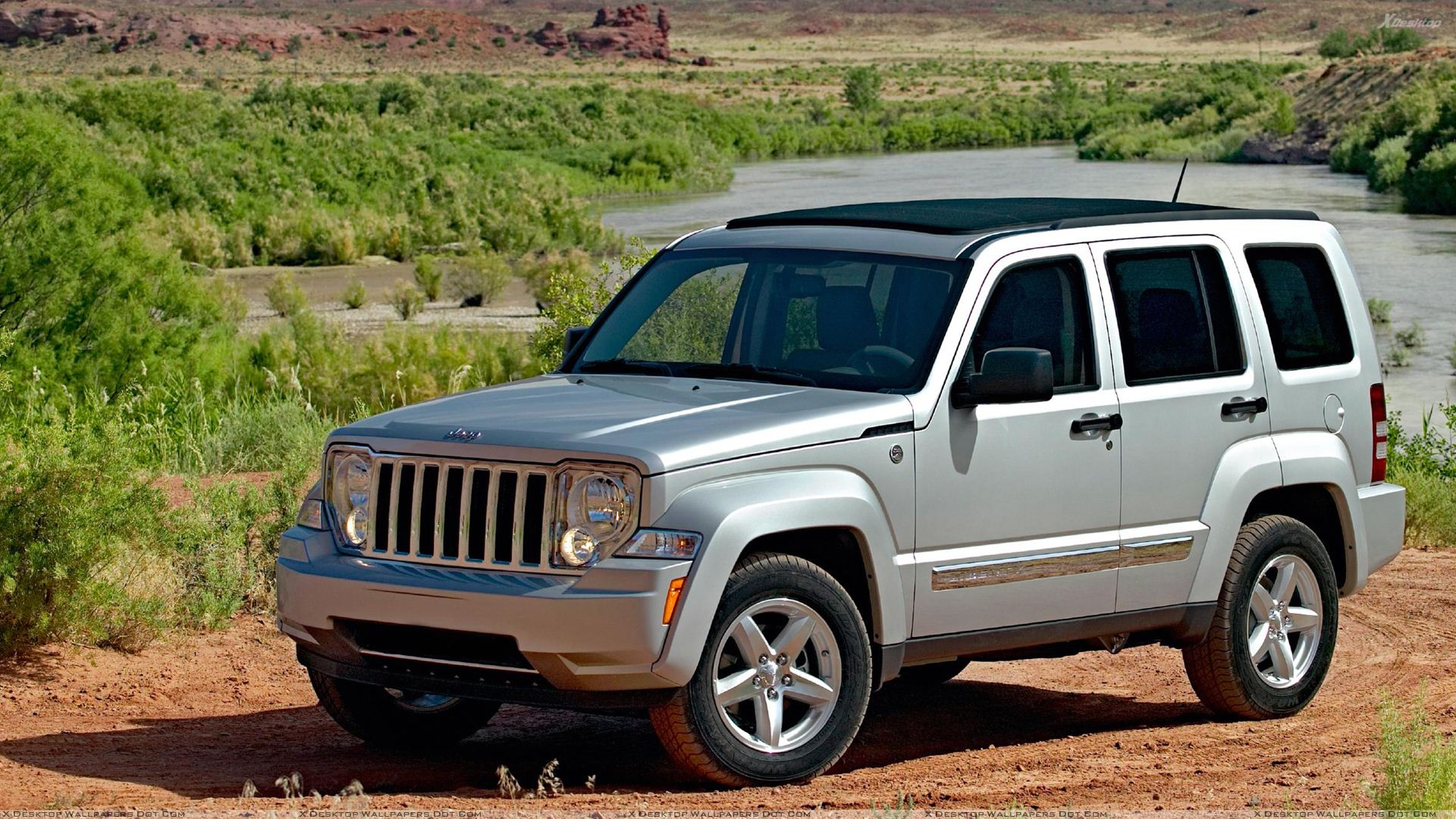 Best Internet Trends Jeep Liberty 2011 Silver