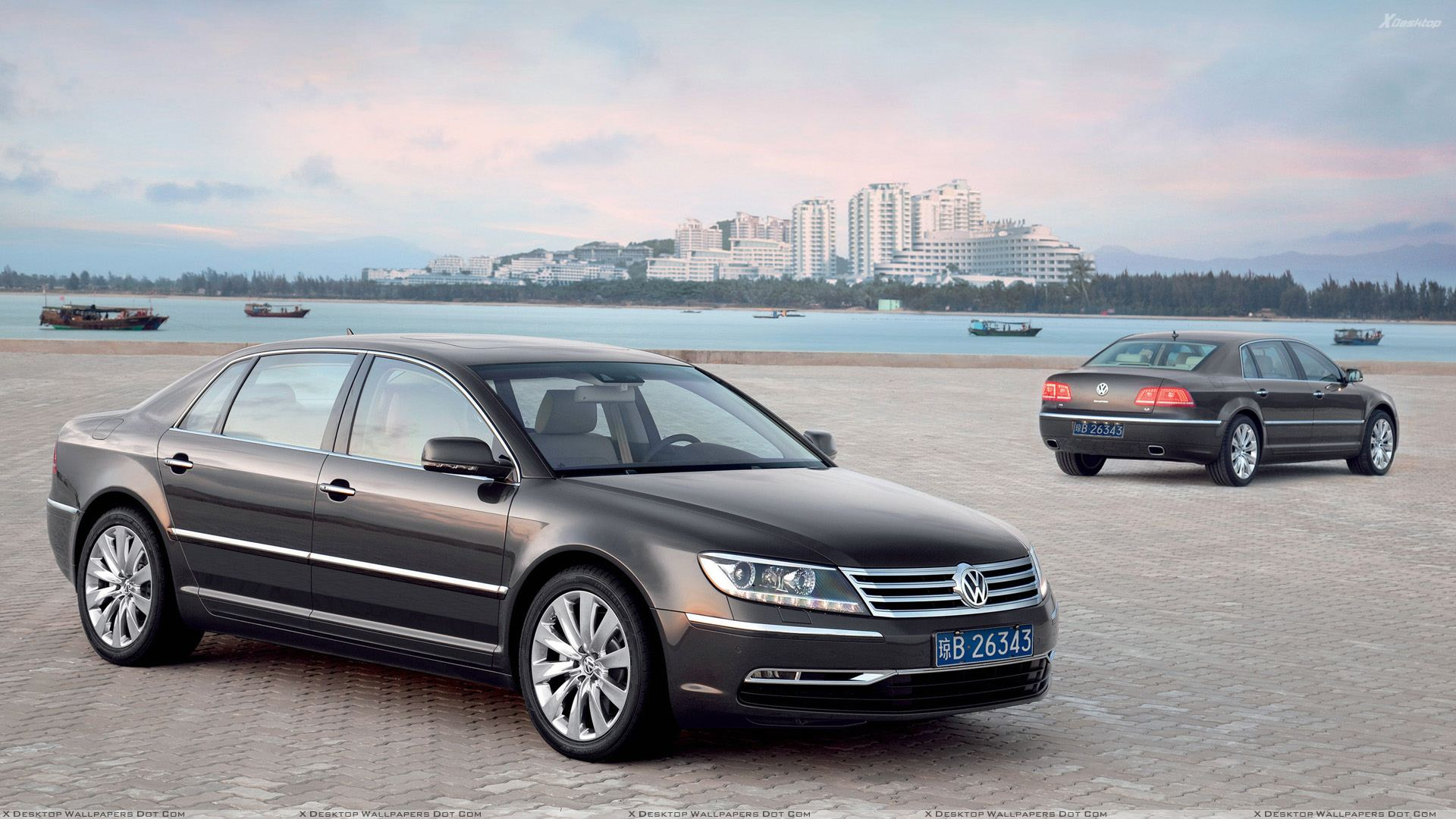 Volkswagen Phaeton Wallpapers Photos Images In Hd
